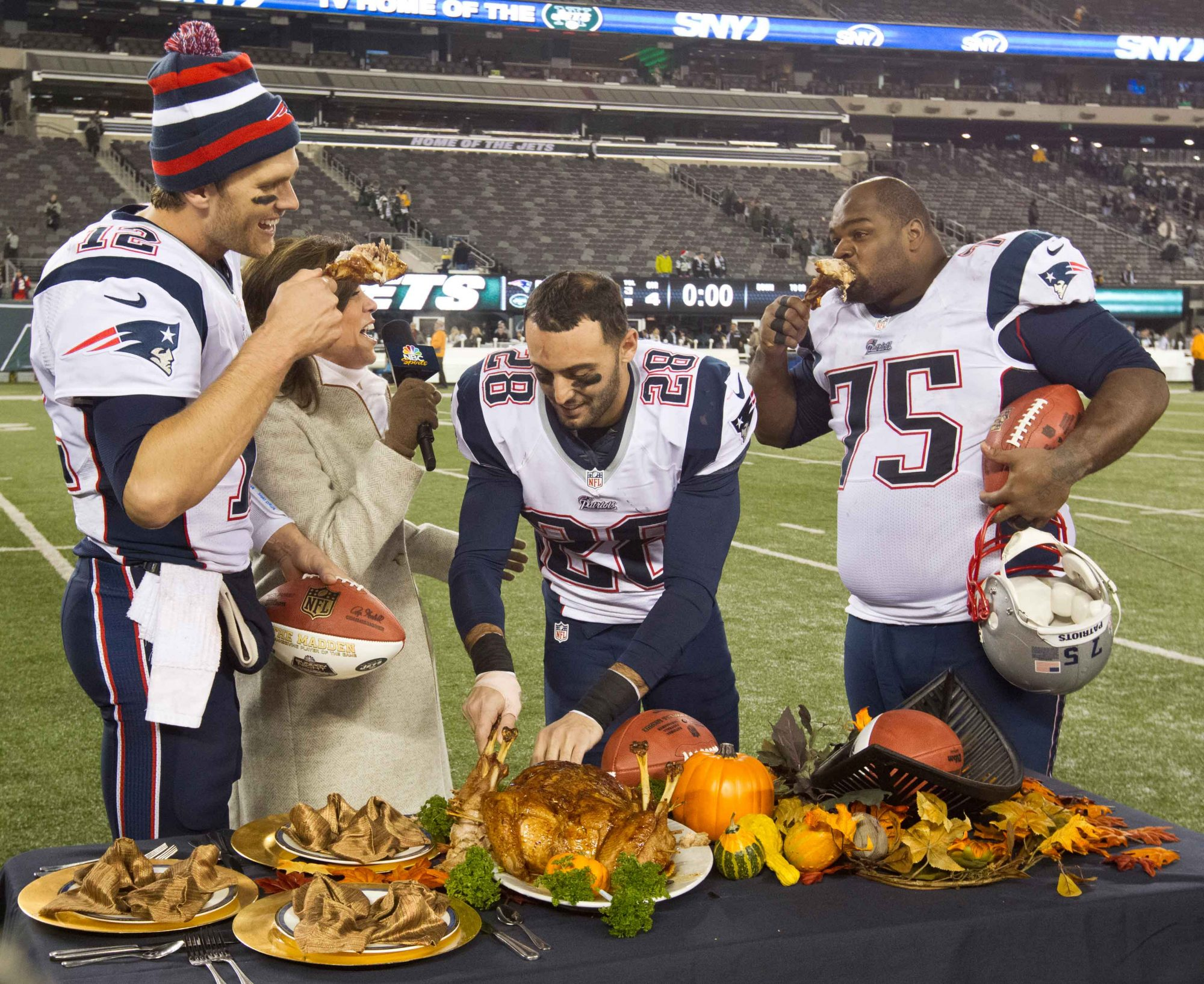 EC: What Do NFL Players Eat for Breakfast?