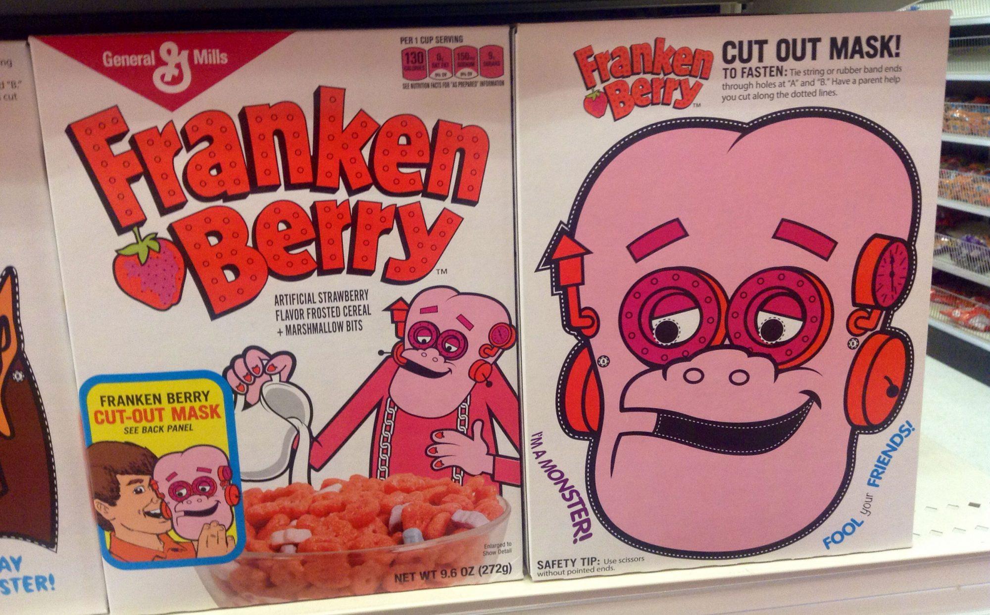 EC: This Vintage Cereal Will Make You Poop Pink