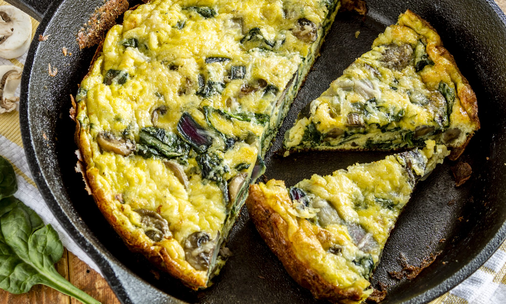 EC: Master This Frittata Formula Before Your Next Brunch Party