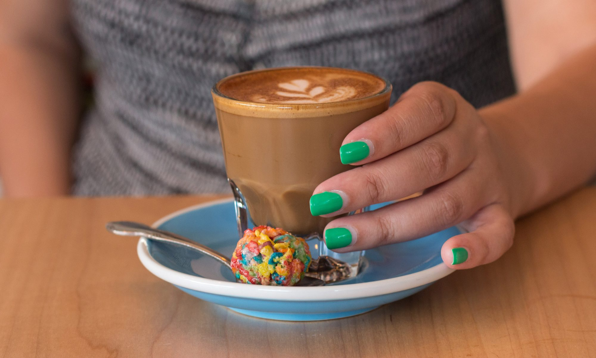 How to Make Fruity Pebbles-Infused Milk for Your Morning Coffee