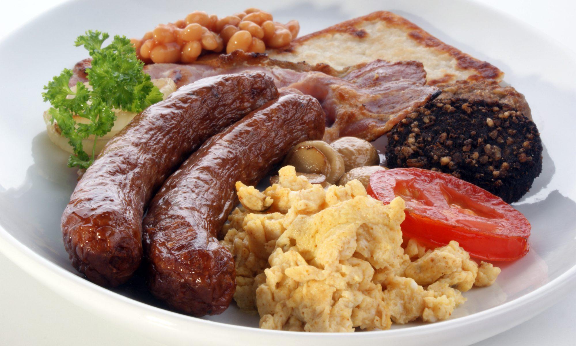 EC: The Taxonomy of a Full Irish Breakfast