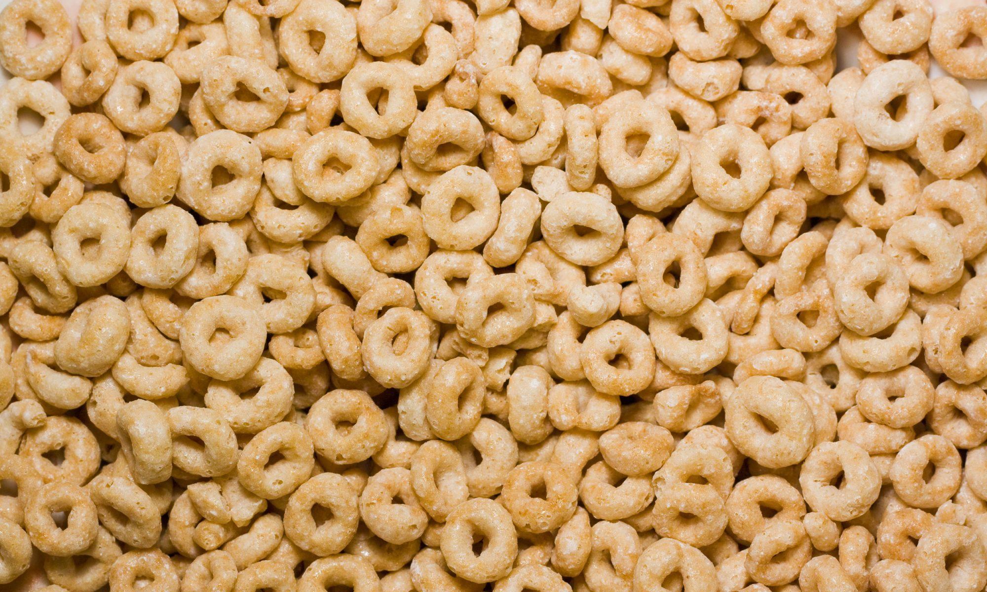 EC: How Cheerios Got Their Shape