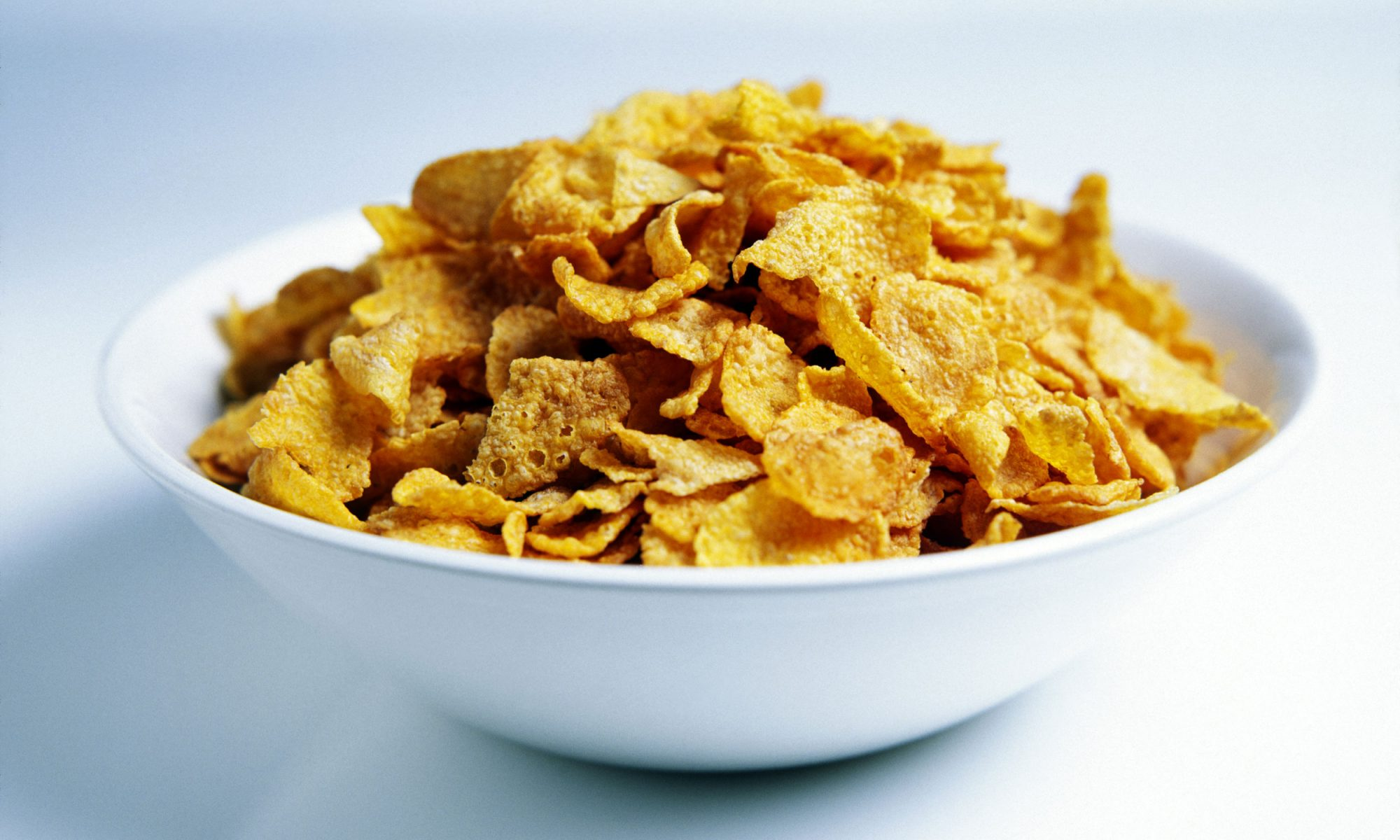 EC: Do You Microwave Your Corn Flakes?