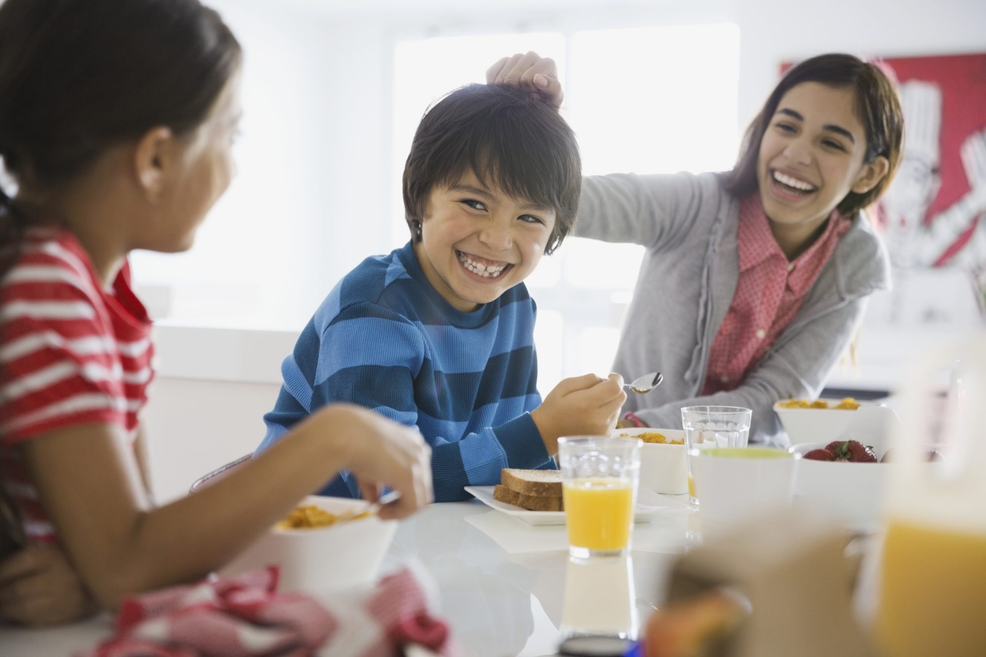 EC: What You Should Eat for Breakfast to Make You Happy