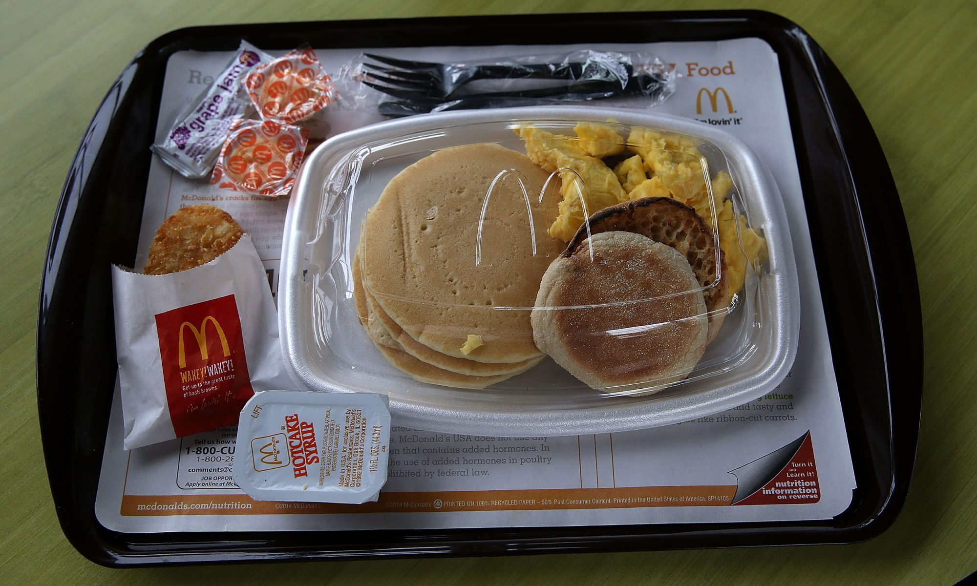 EC: McDonald's All-Day Breakfast Ruined Everything