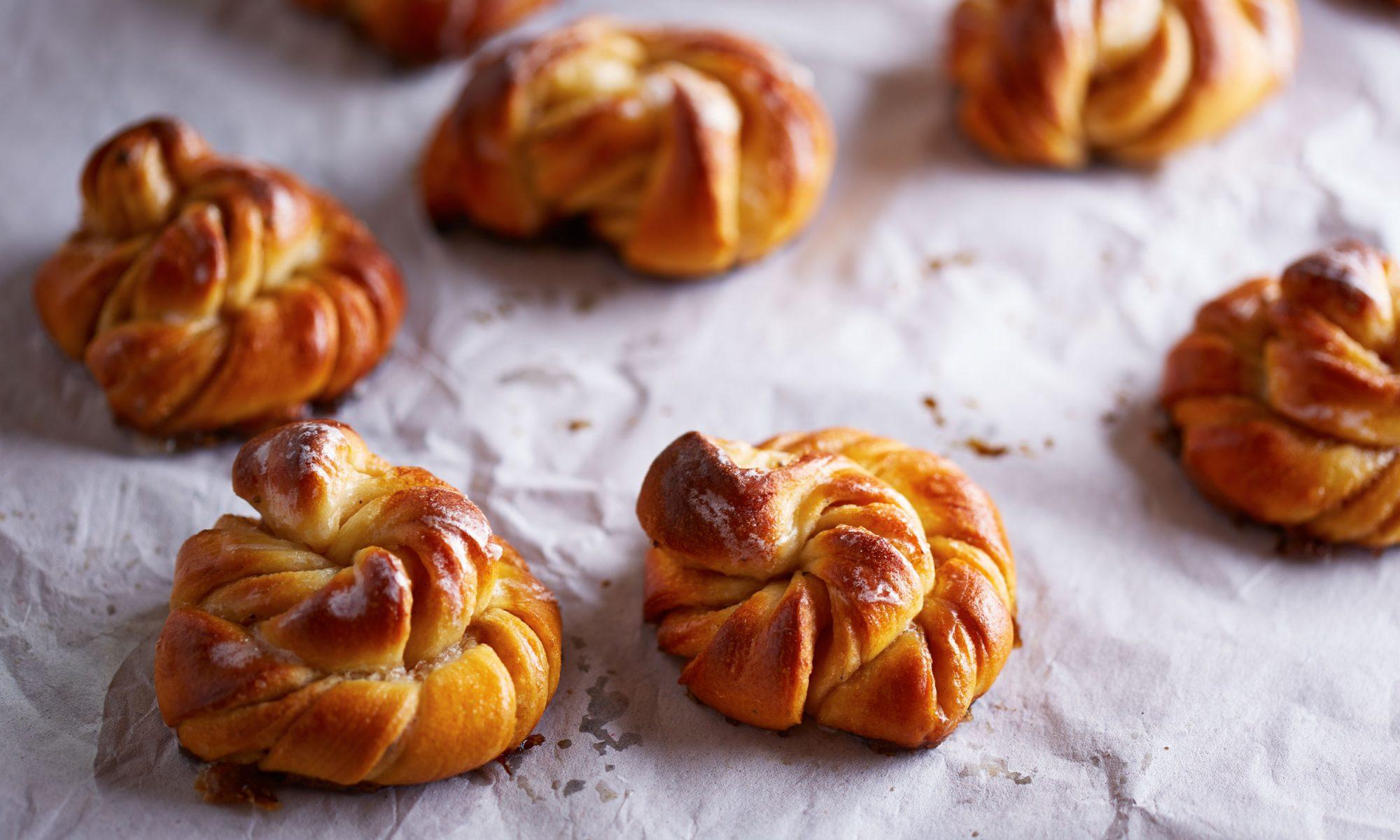 EC: Scandinavian Pastries Are the Best