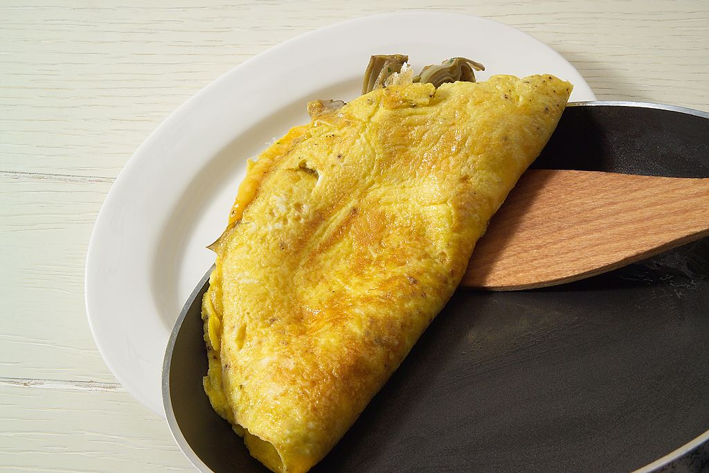 This Is Why Your Omelets Keep Falling Apart