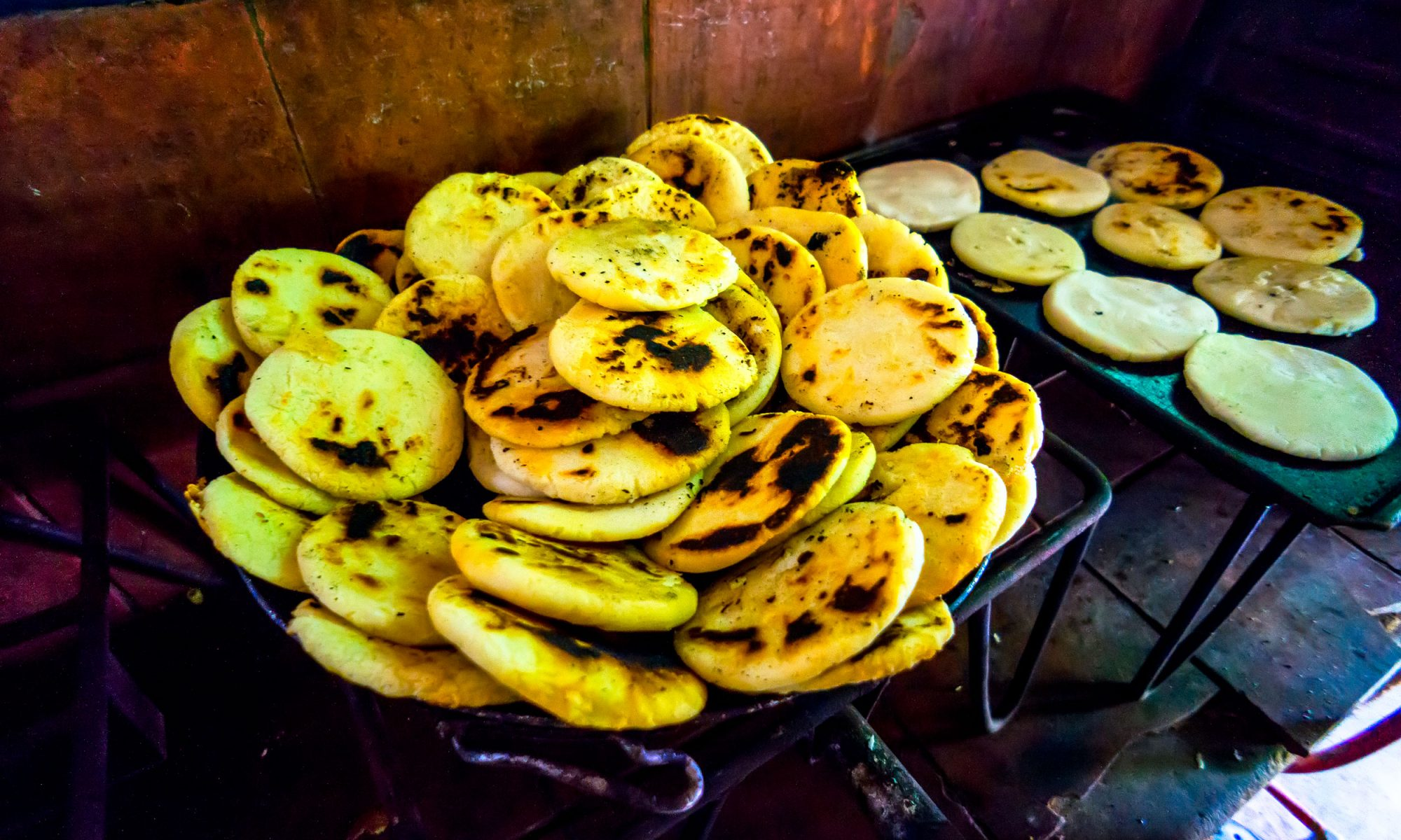 EC: Who Can Claim the Arepa?