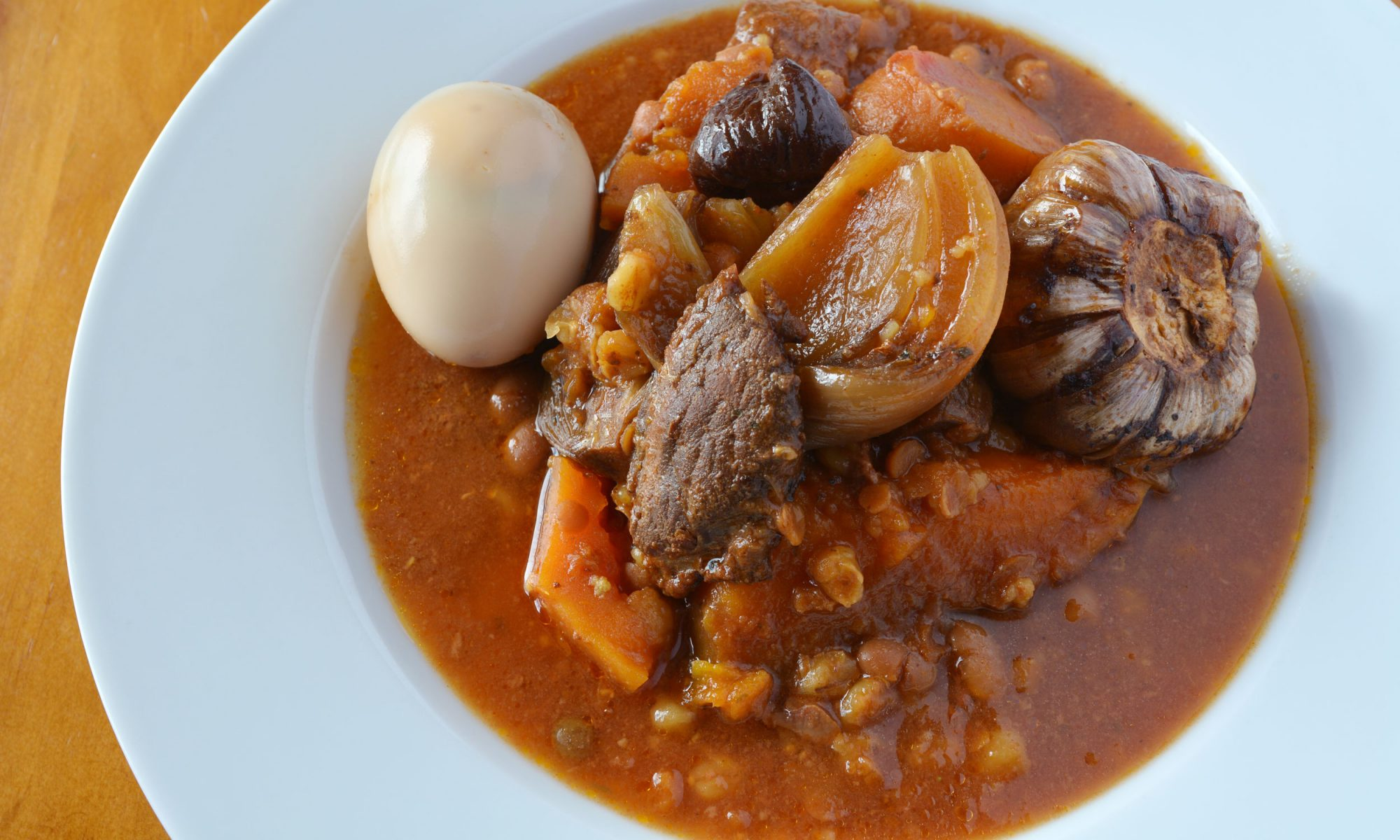EC: Cholent Is the Most Delicious Way to Break Your Fast