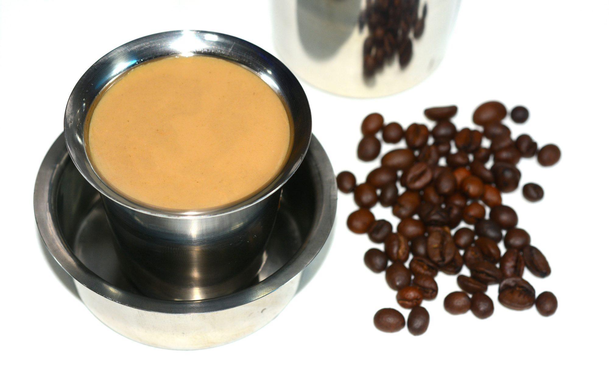 EC: Madras Filter Coffee Is a Caffeinated Revelation