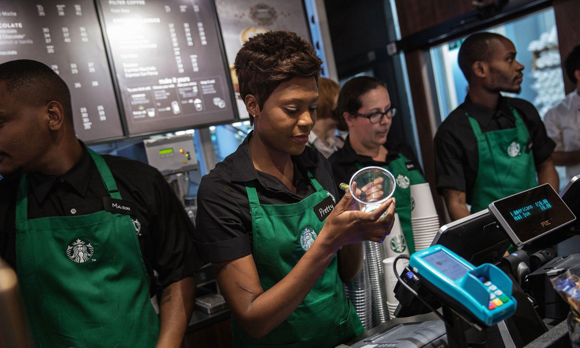 EC: The Secret Starbucks Menu Only Employees Know