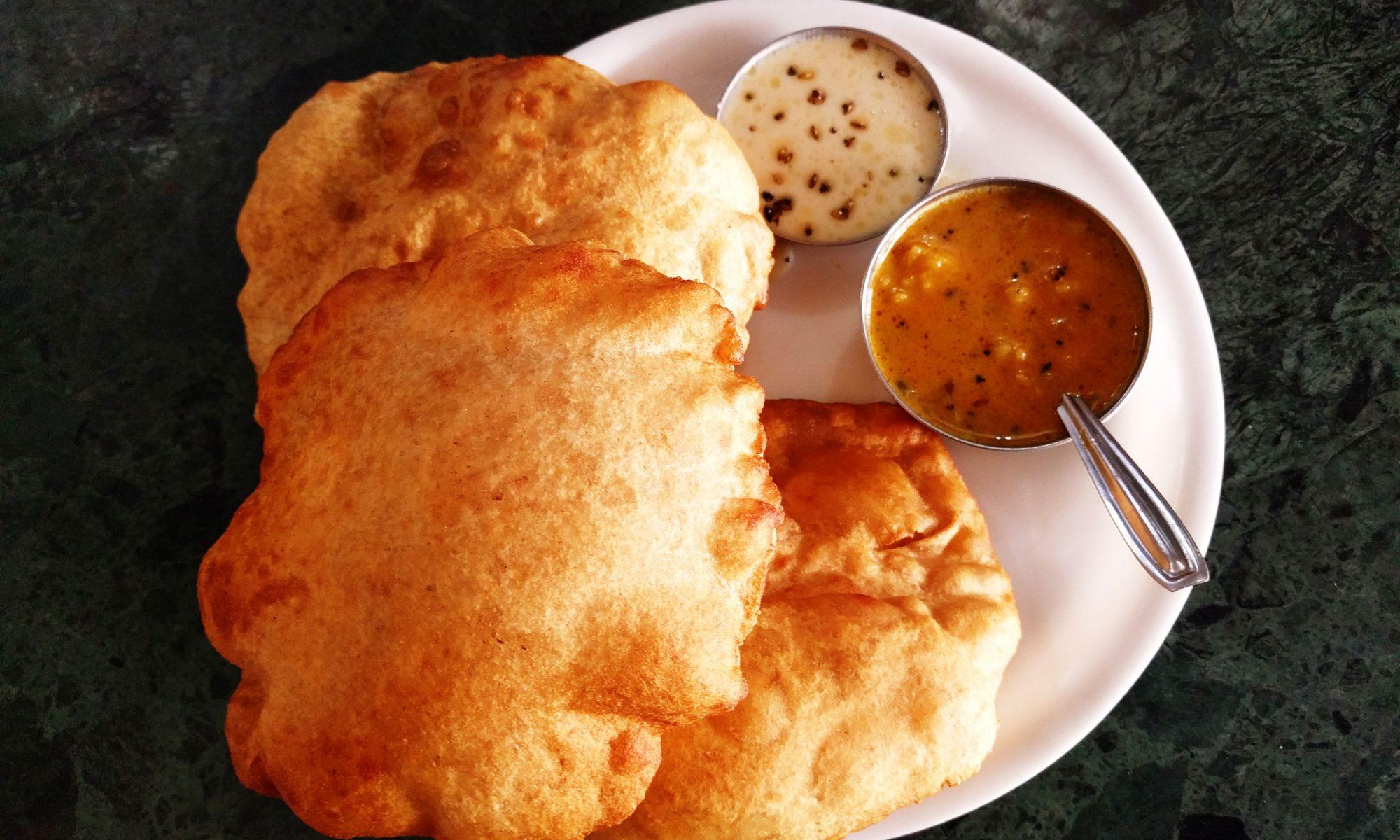 EC: Halwa Poori Is Spicy, Sweet, Deep Fried Goodness