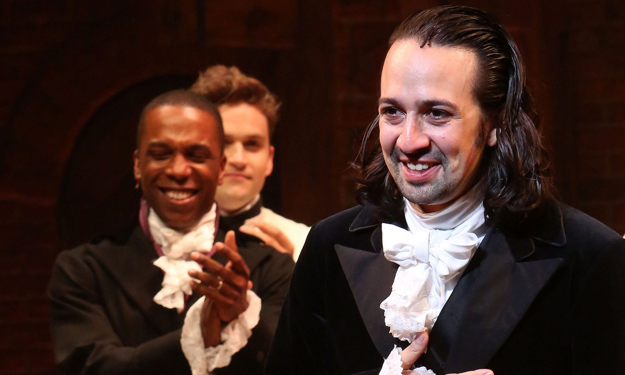 EC: Why Does Lin-Manuel Miranda Dip His Bagel in Coffee?