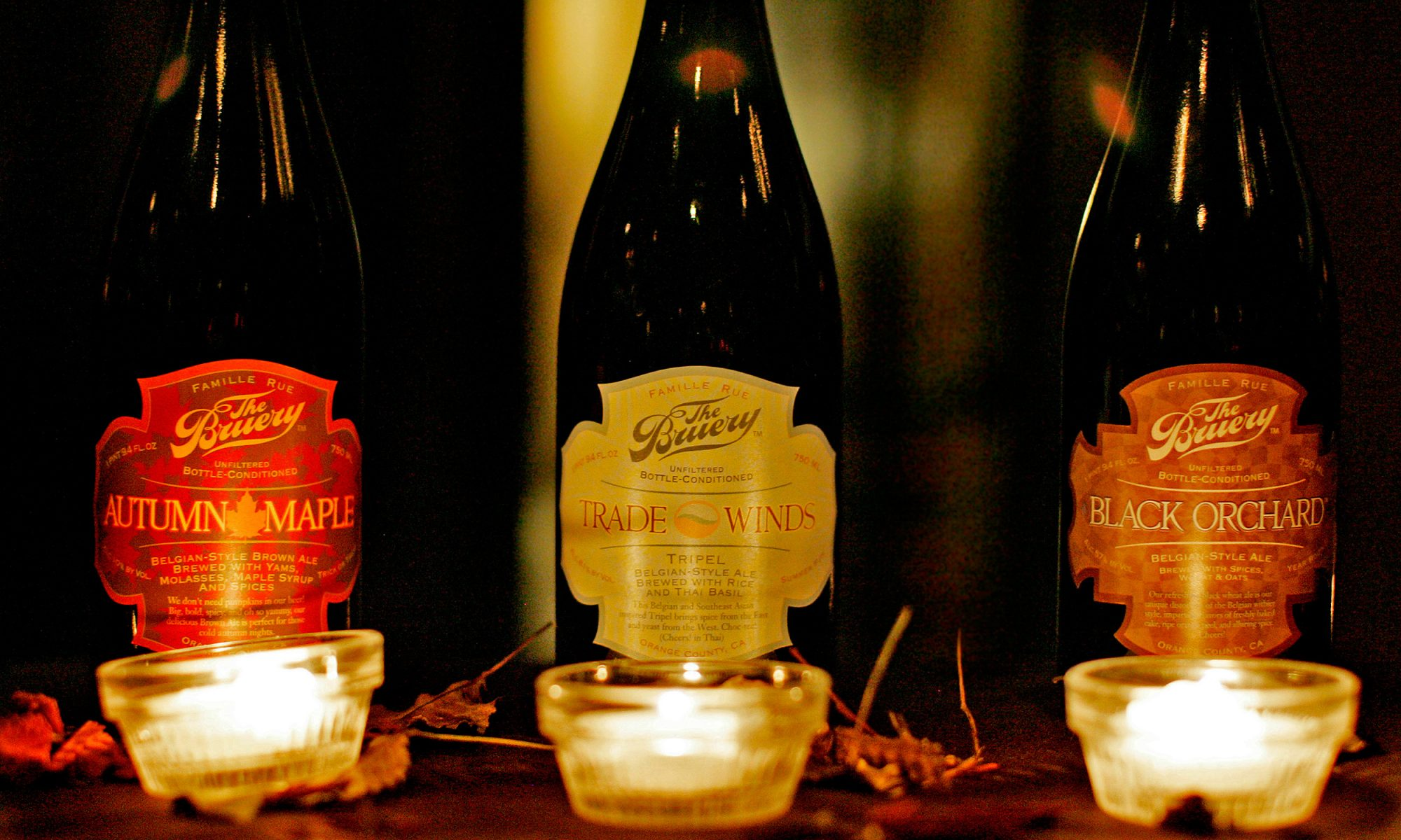 EC: The Best Thanksgiving Beers to Pair with Your Meal