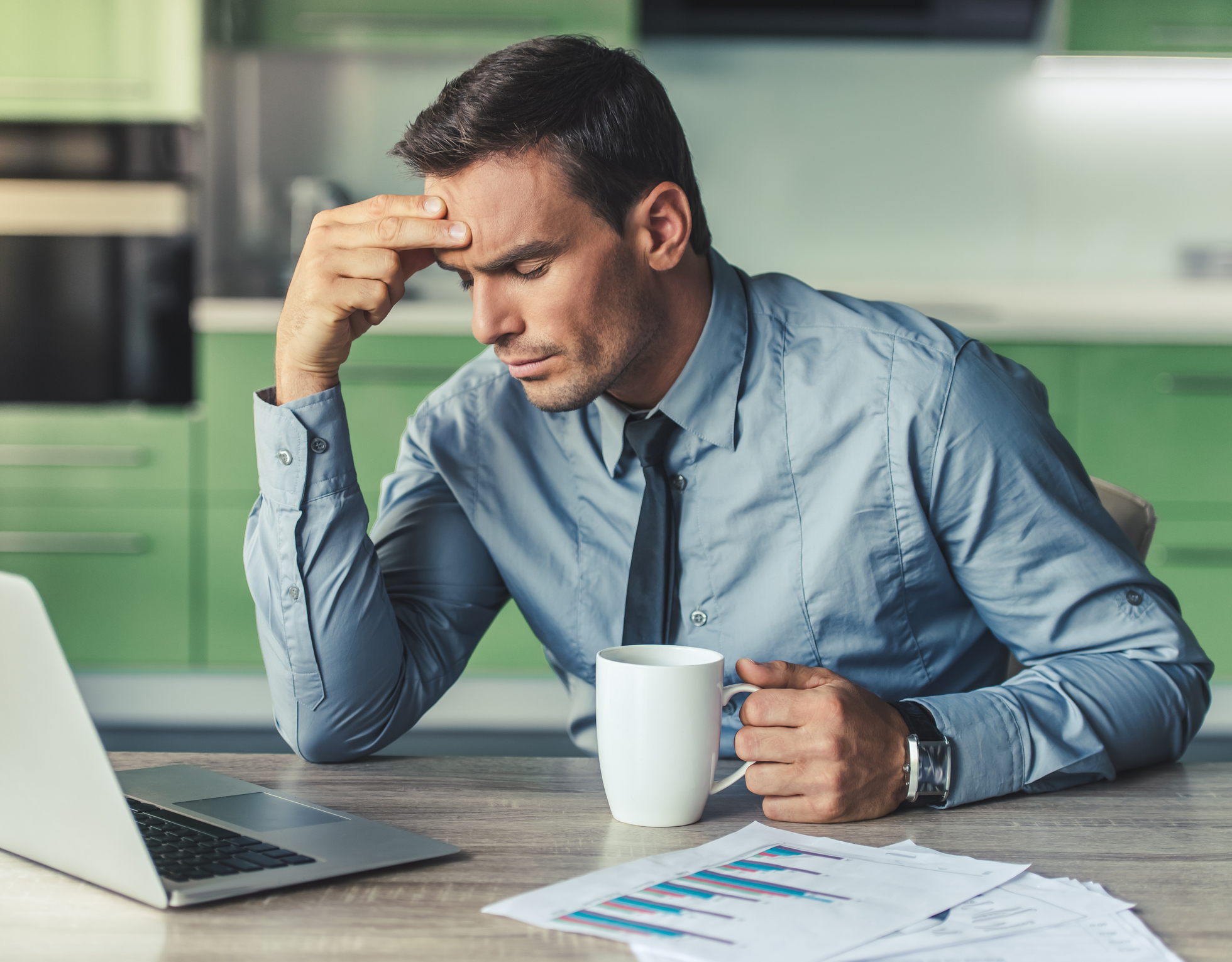 EC: Why Coffee Gives You a Headache