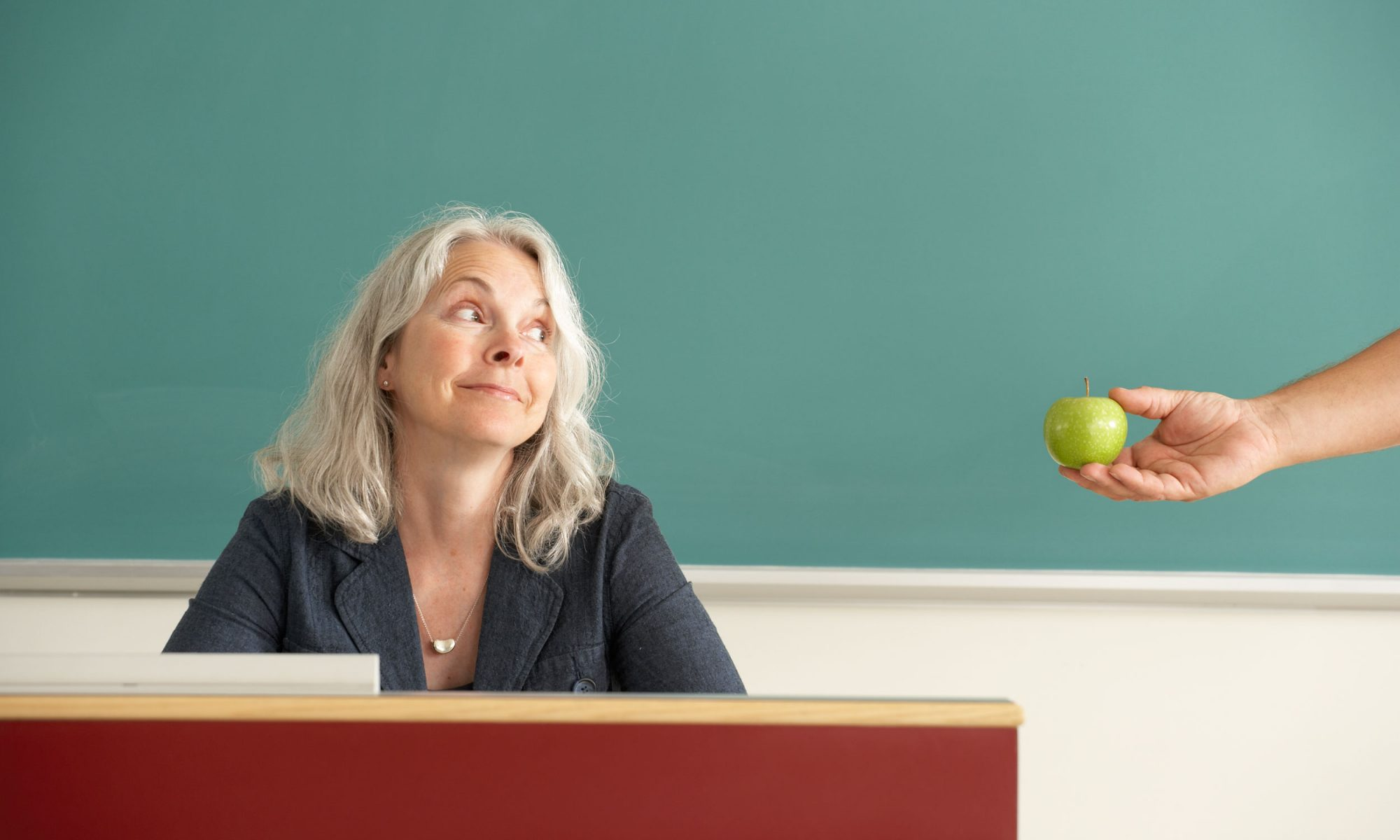EC: The Reason We Give Apples to Teachers
