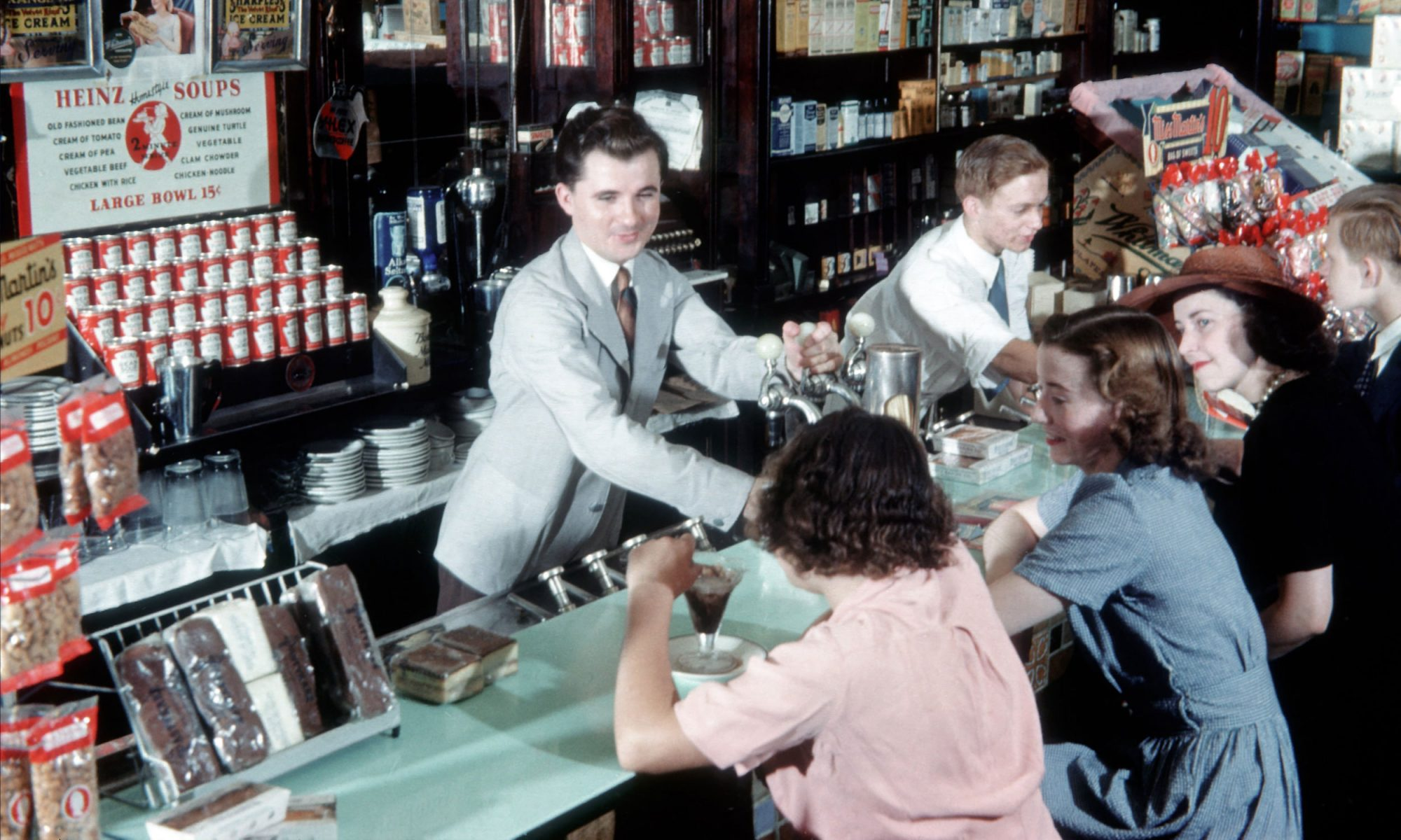 EC: The Sweet History of Coffee Sodas