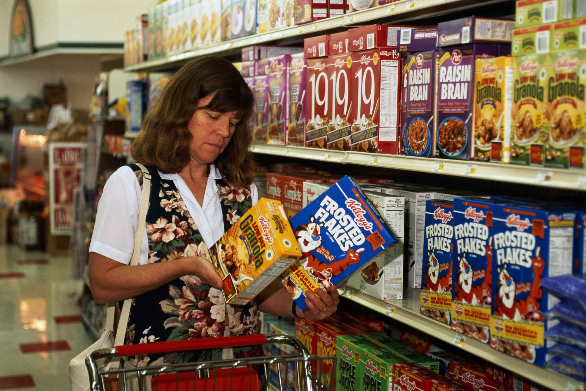EC: How to Tell If a Breakfast Cereal Is Healthy