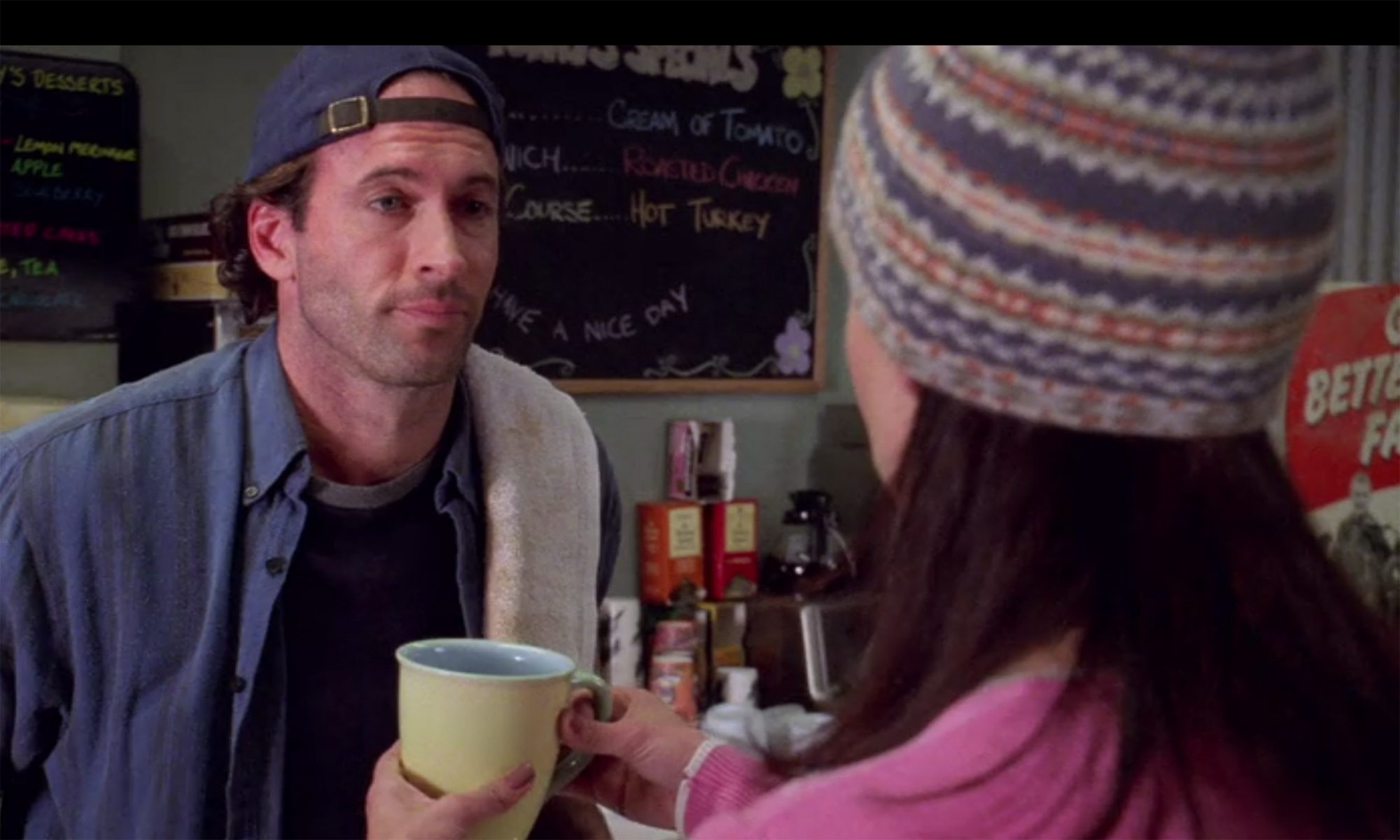 EC: How to Get Free Coffee at Luke's Diner Like You're in 'Gilmore Girls'