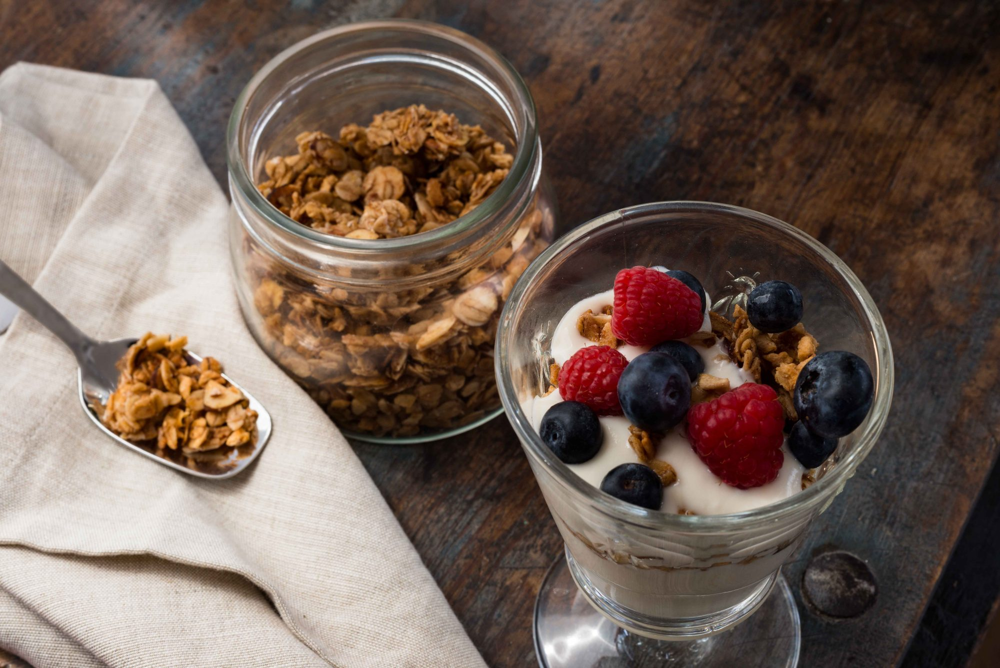 This Cannabutter Granola Trifle Is a Sweet Way to Get Stoned