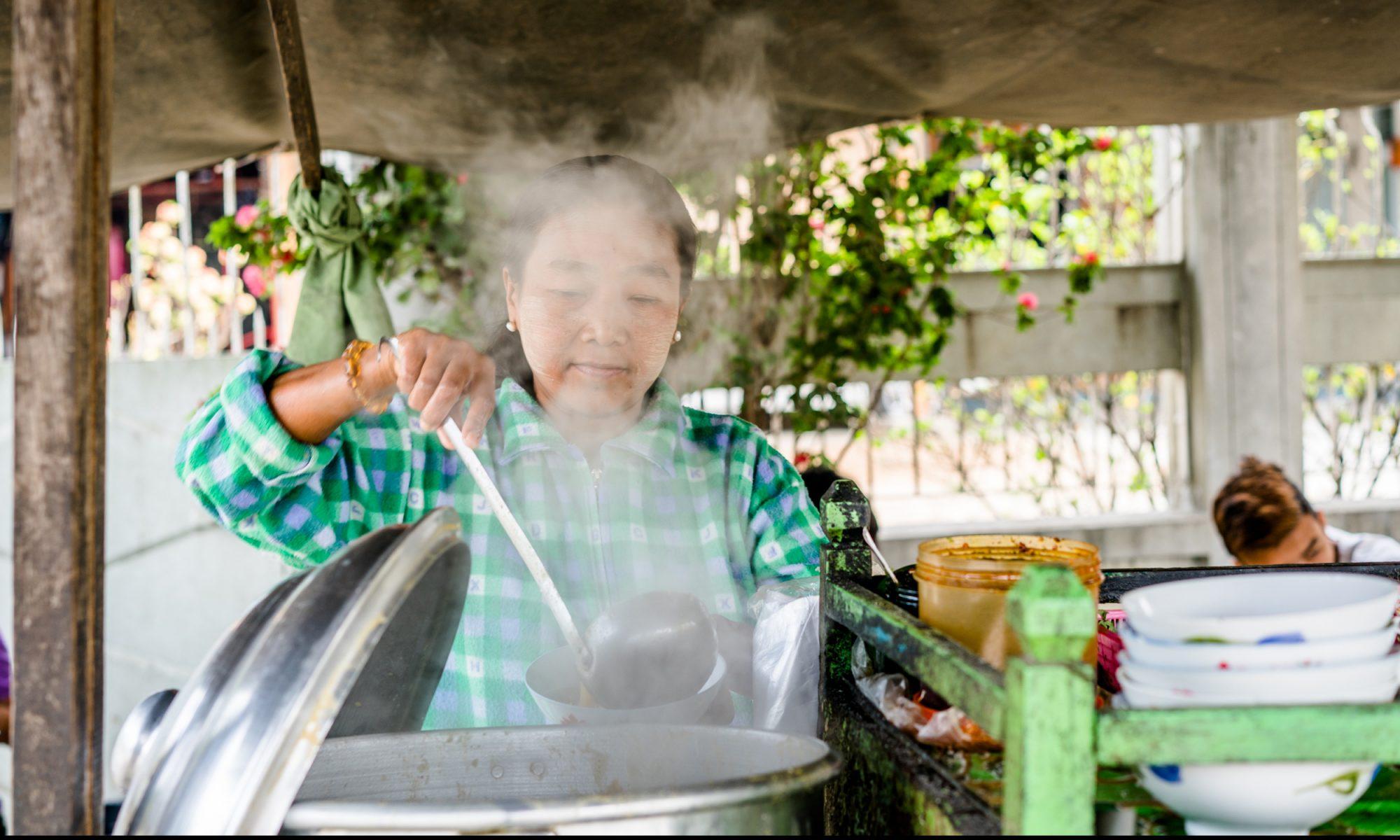 EC: Mohinga, the Burmese Breakfast Soup You Should Know