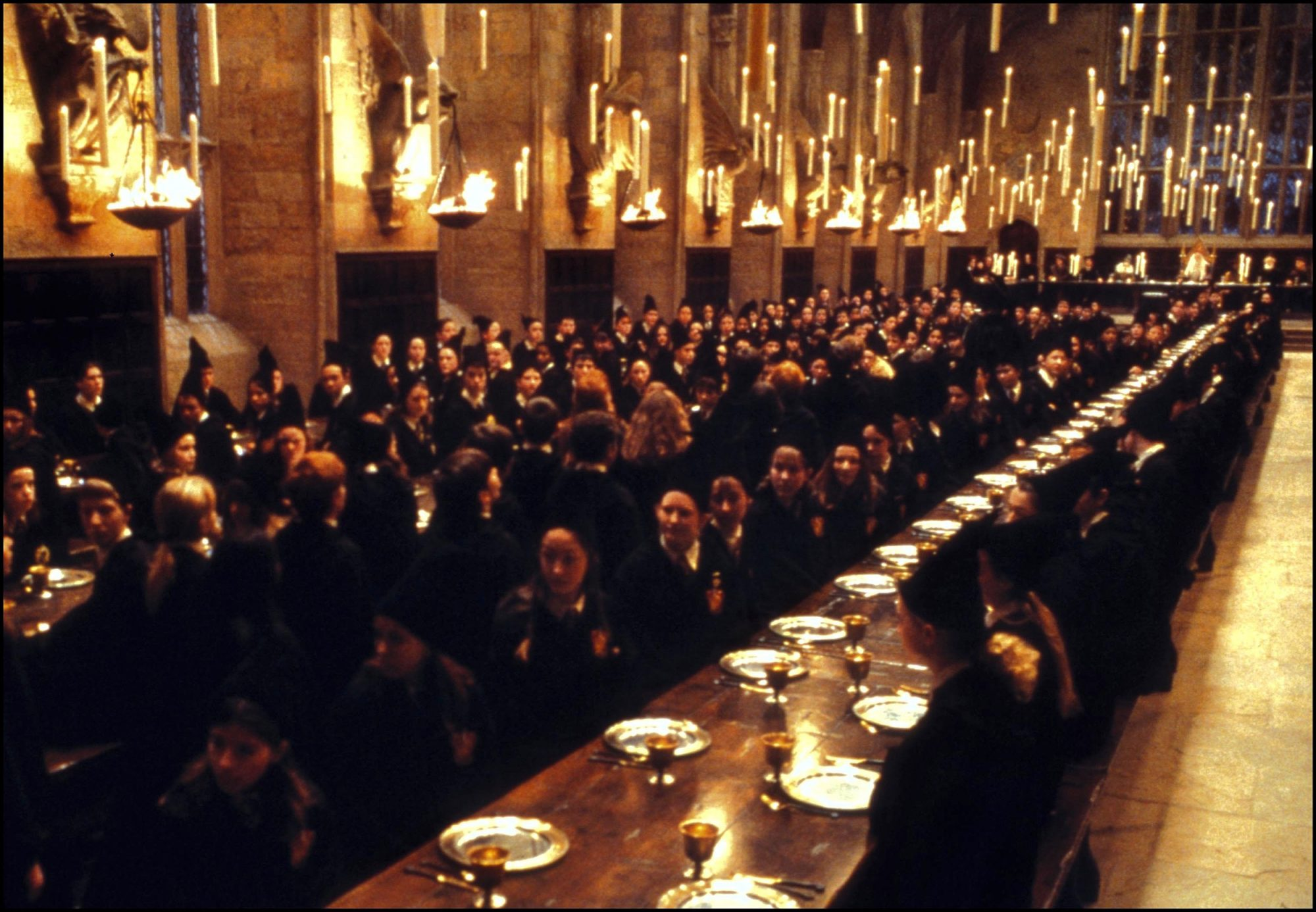 EC: How to Eat Breakfast Like You're at Hogwarts