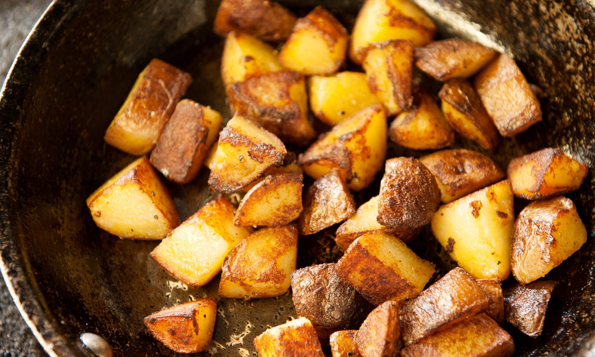 EC: How to Get Diner-Style Home Fries Without Leaving Your House