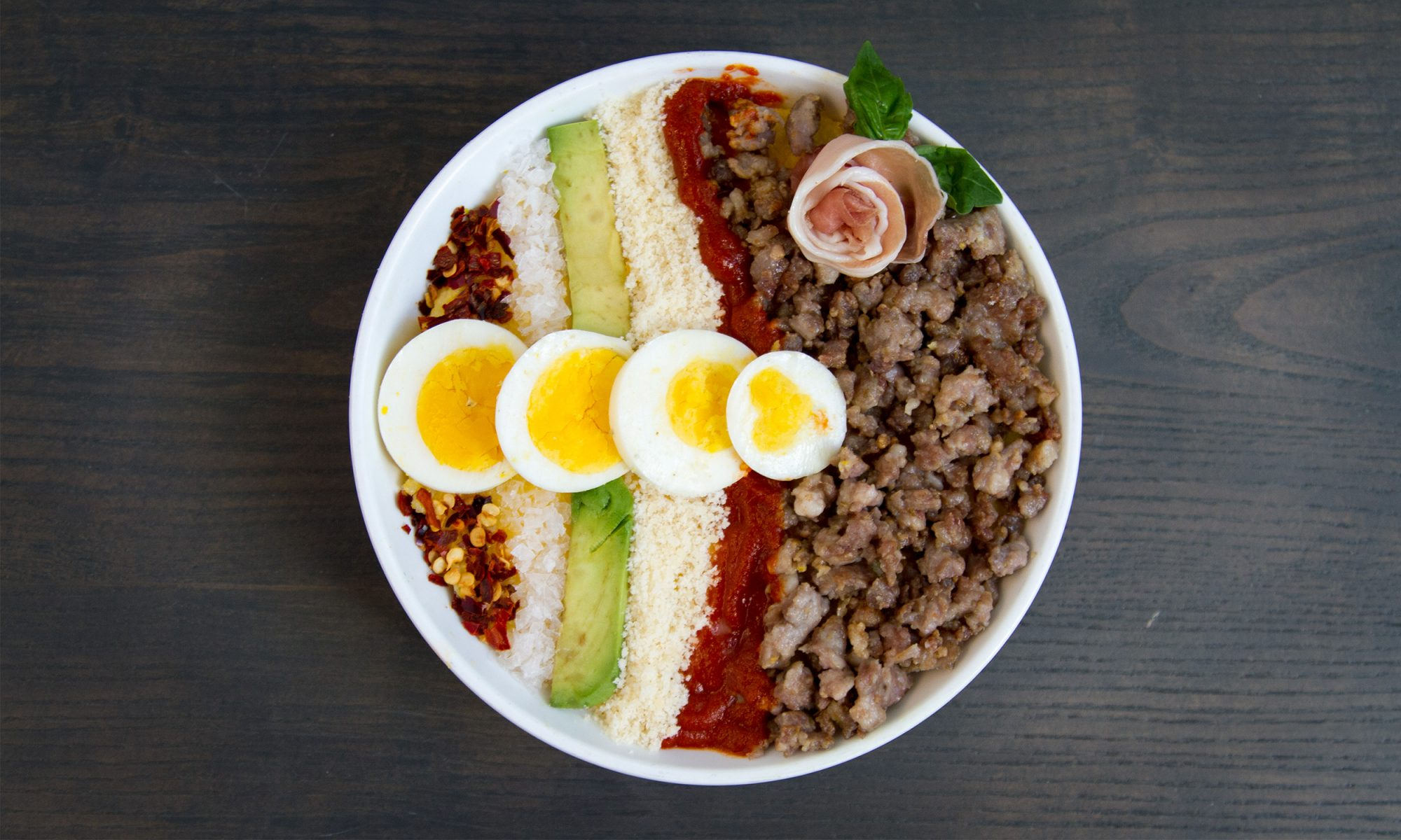 EC: Instagram Breakfast Bowl for a Garbage Person