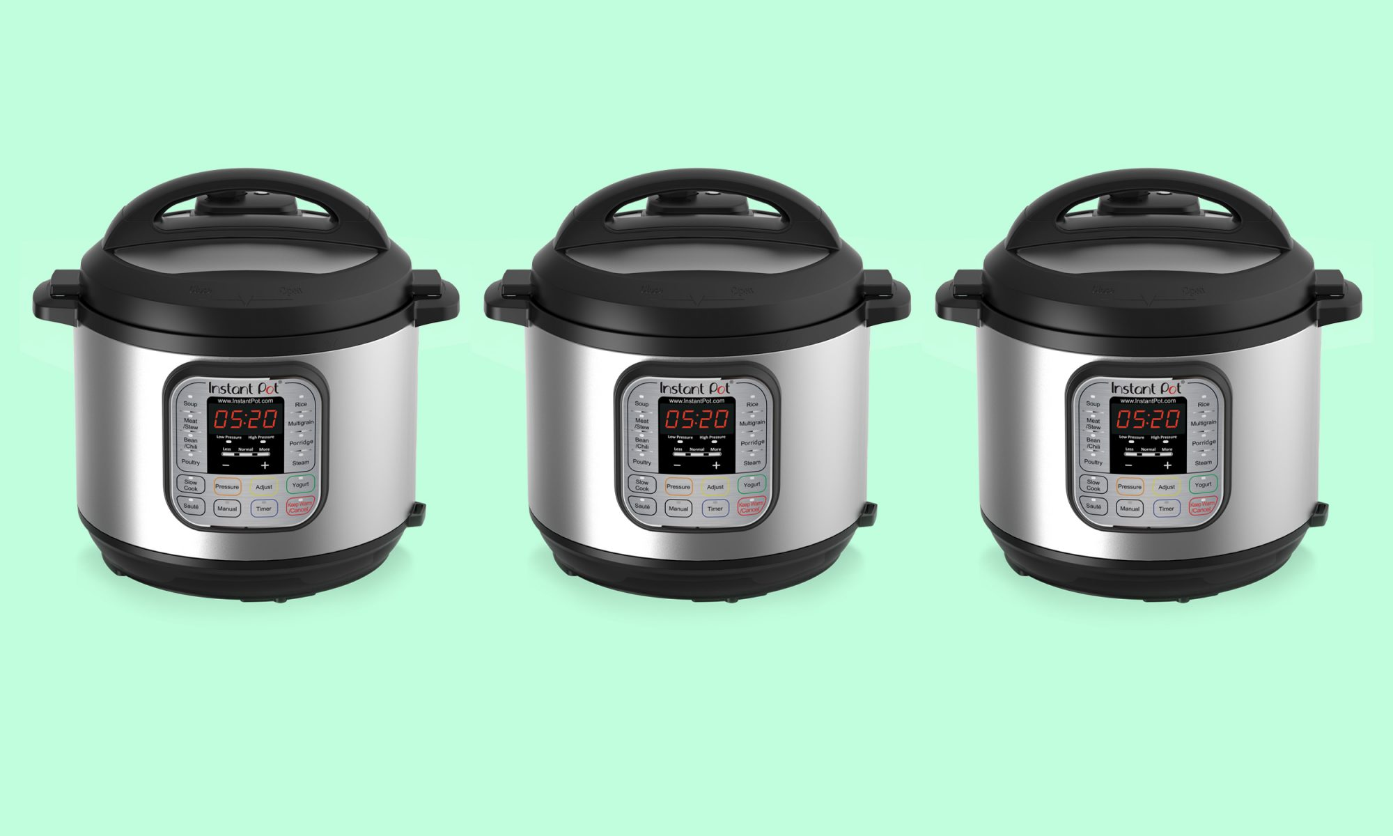 EC: The Instant Pot Pressure Cooker Will Change Your Breakfast Forever