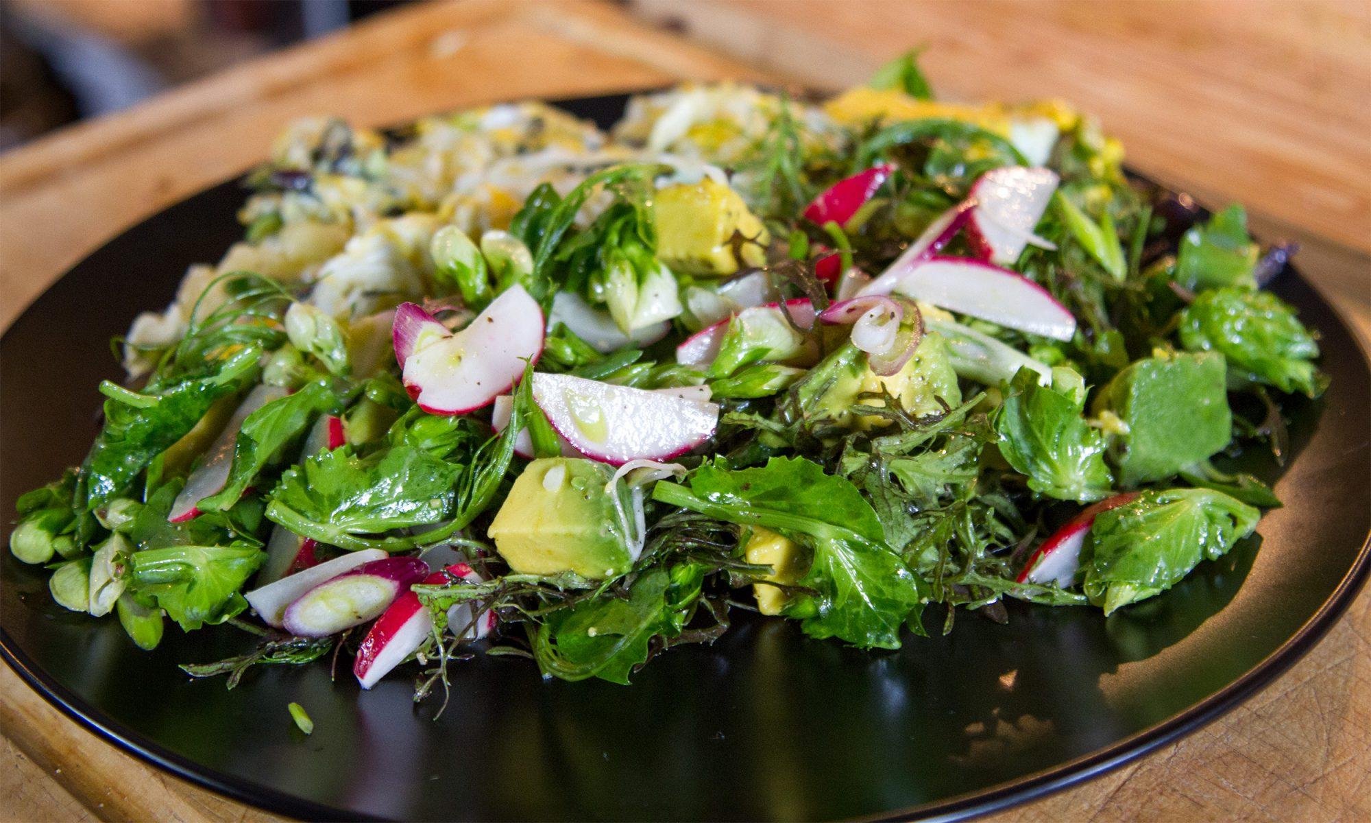 EC: You Should Eat Salad for Breakfast