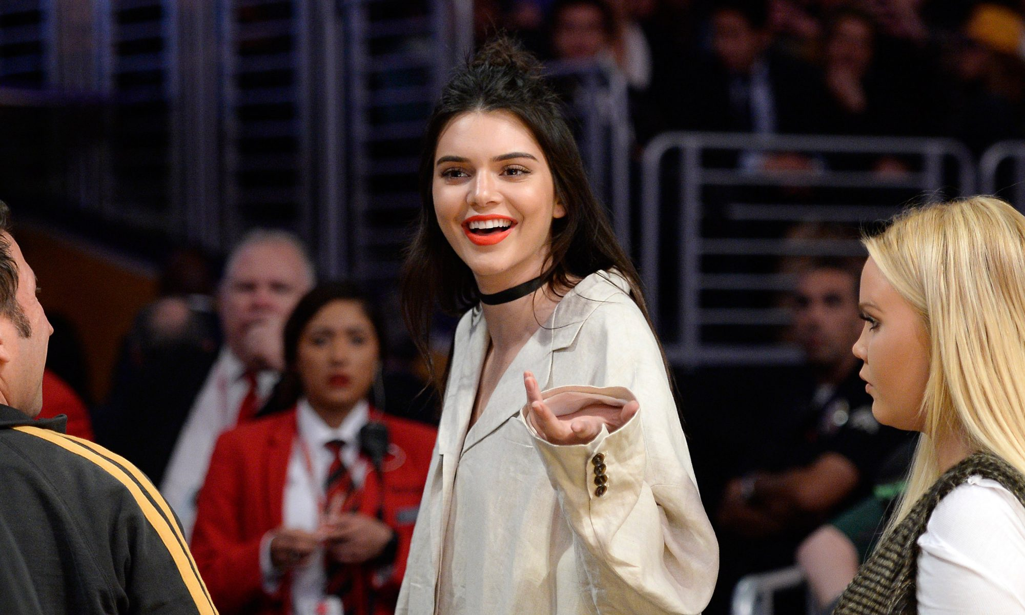 EC: Why Is Kendall Jenner Afraid of Pancakes?