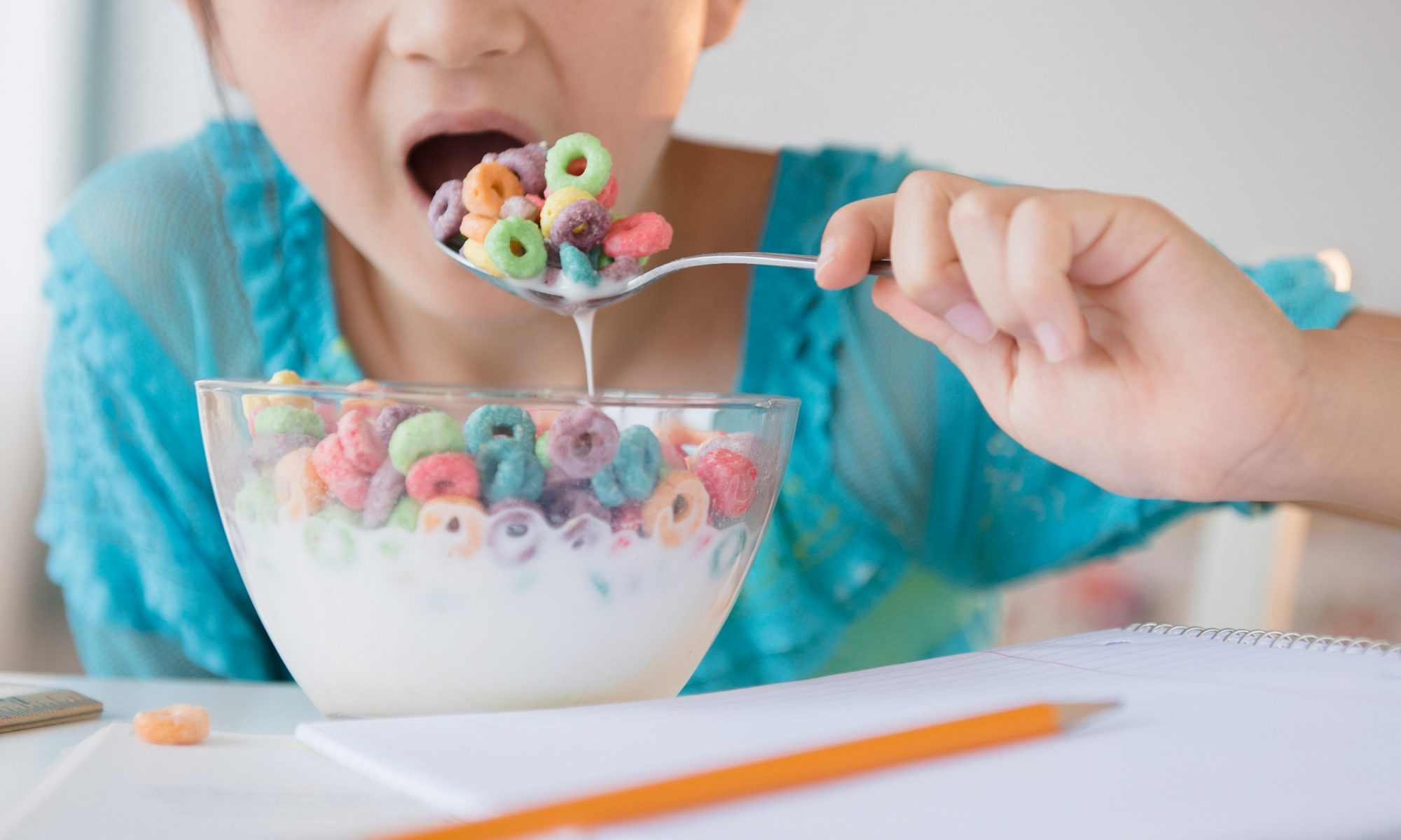 EC: Skipping Breakfast Is a Risk Factor for Childhood Obesity