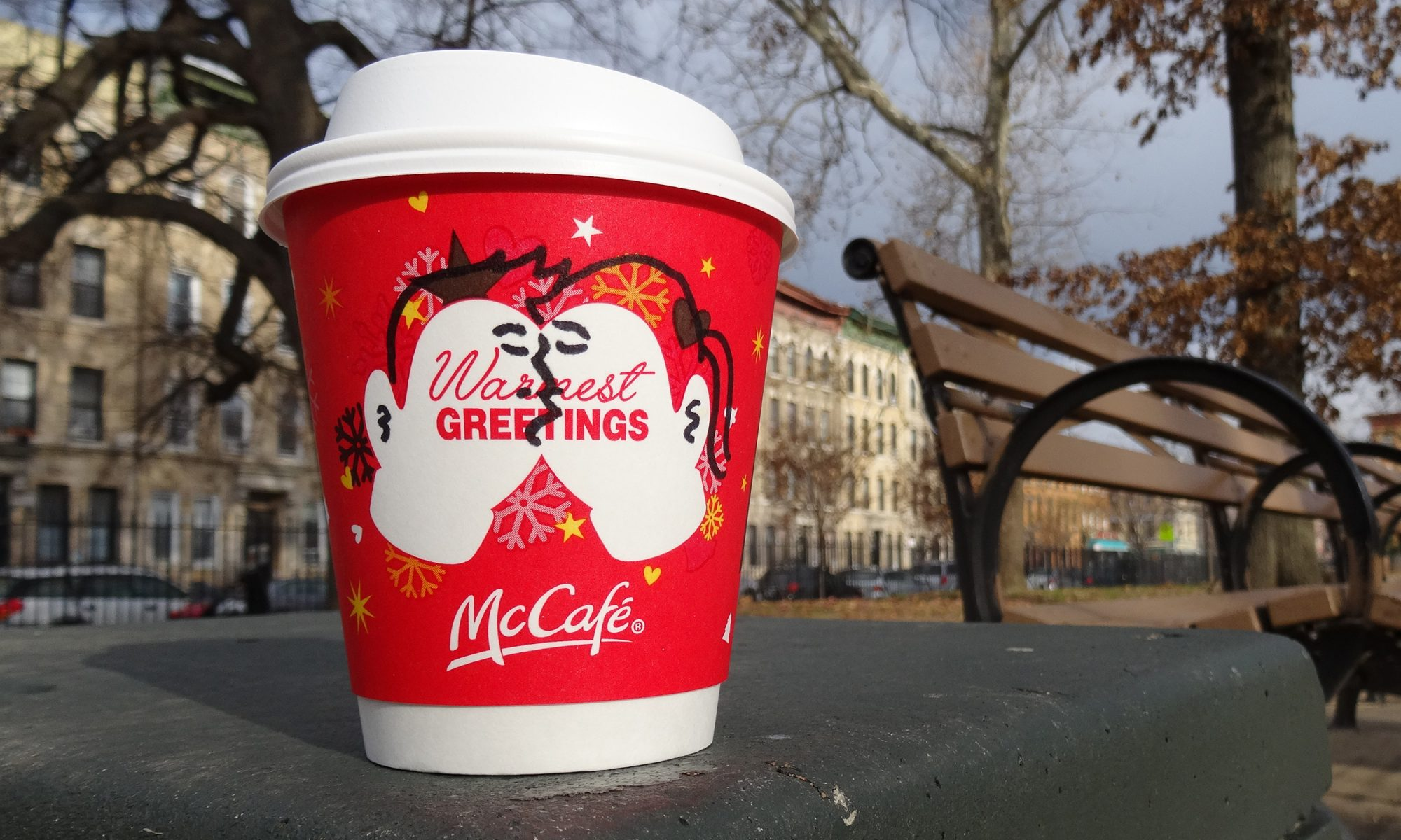 EC: 8 More Things You Can Draw on the McDonald's Holiday Cup
