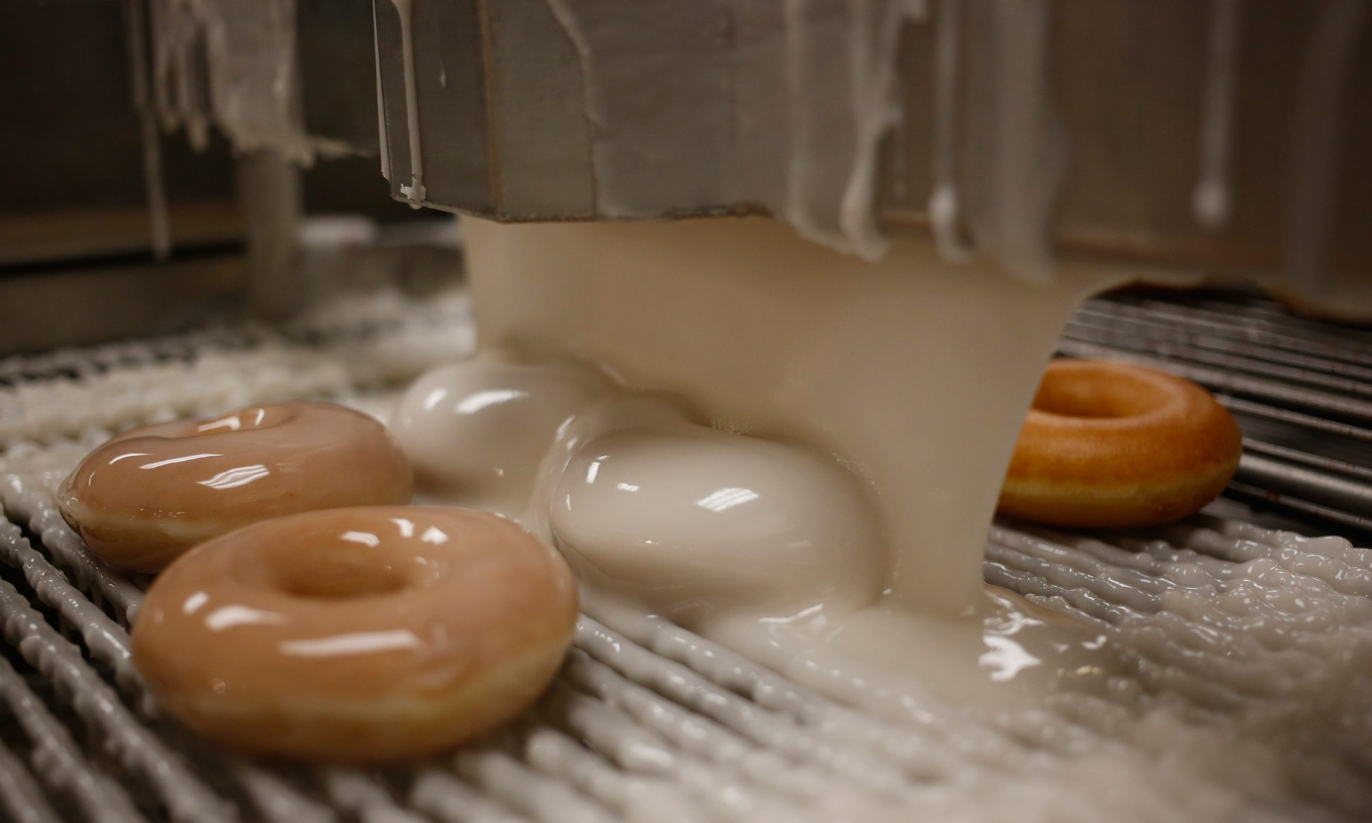 EC: Krispy Kreme Is Being Sued for Falsely Advertising Doughnut Ingredients