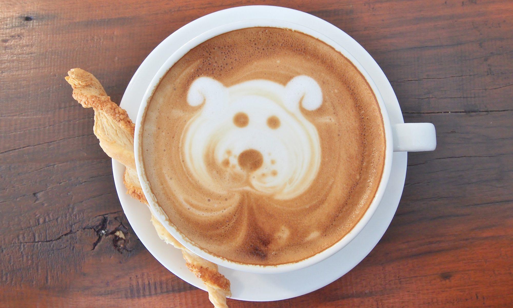EC: The Cutest Latte Art Dogs of Instagram