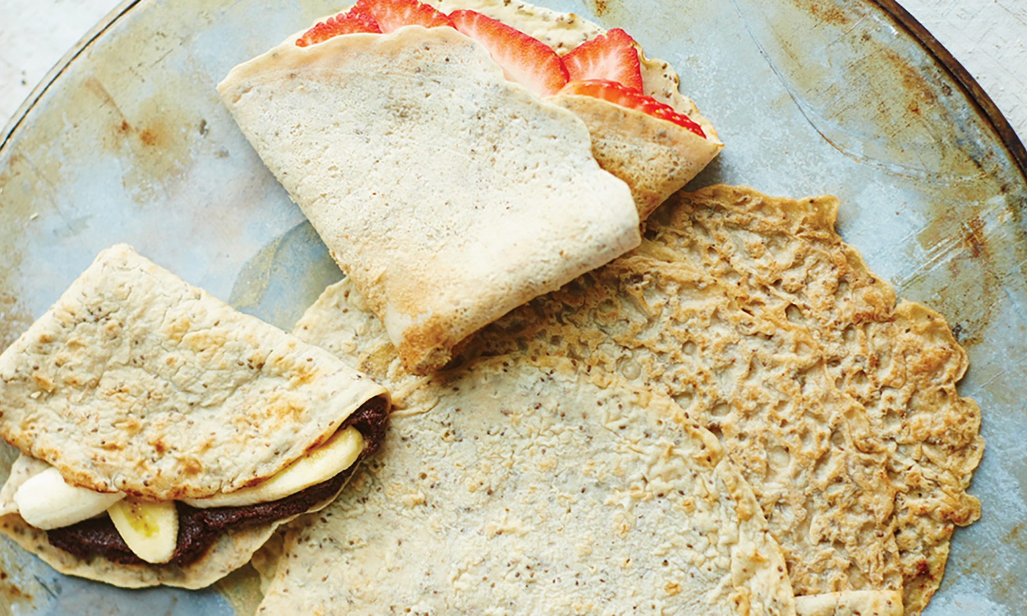 Make Vegan French Crepes at Home