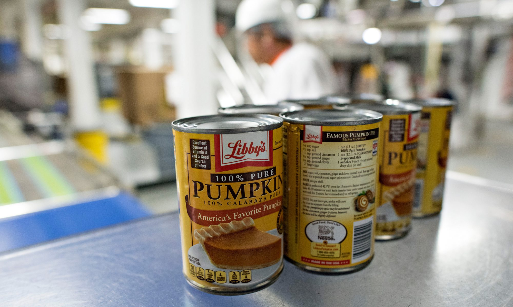 EC: What's in Canned Pumpkin? Not Pumpkins