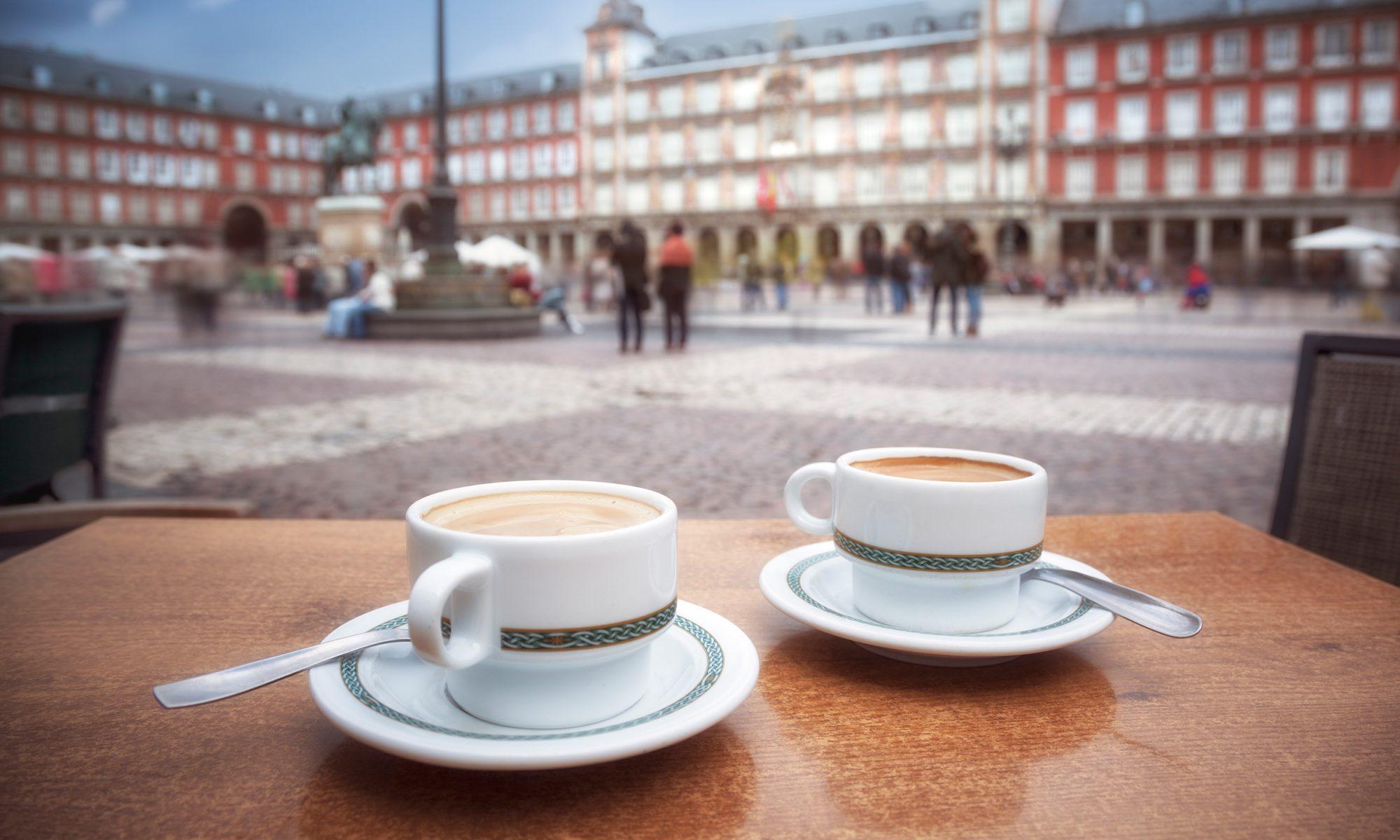 EC: Café con Leche Taught Me How to Chill