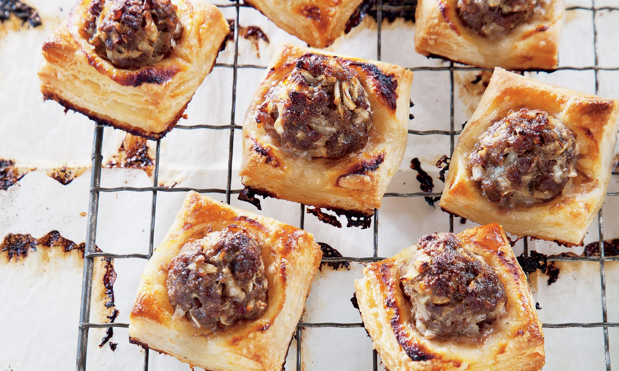 EC: Your Shabbat Brunch Needs These Lebanese Meat Pies