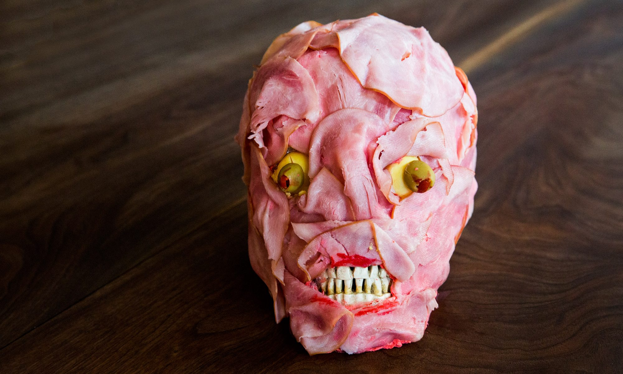 You Should Make a Meat Head for Halloween