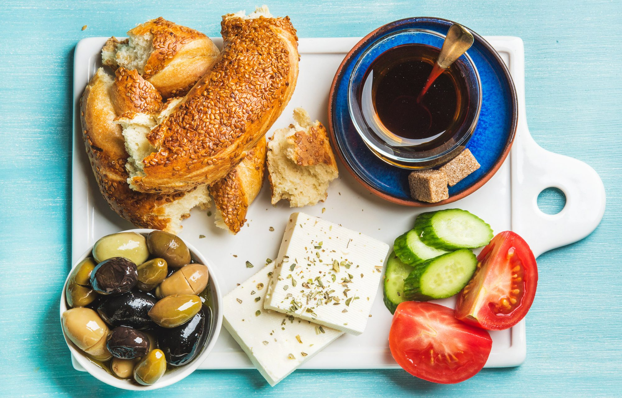EC: 7 Mediterranean Diet Breakfasts to Make in 30 Minutes or Less