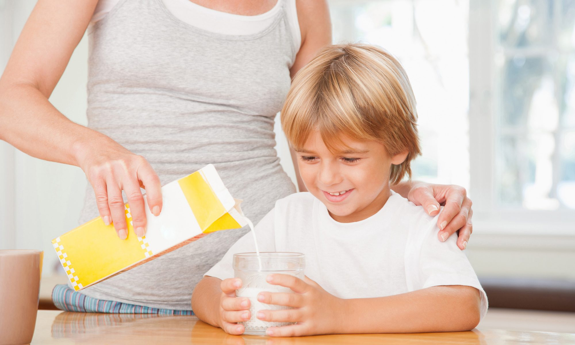 EC: Whole Milk Might Make Your Kid Healthier