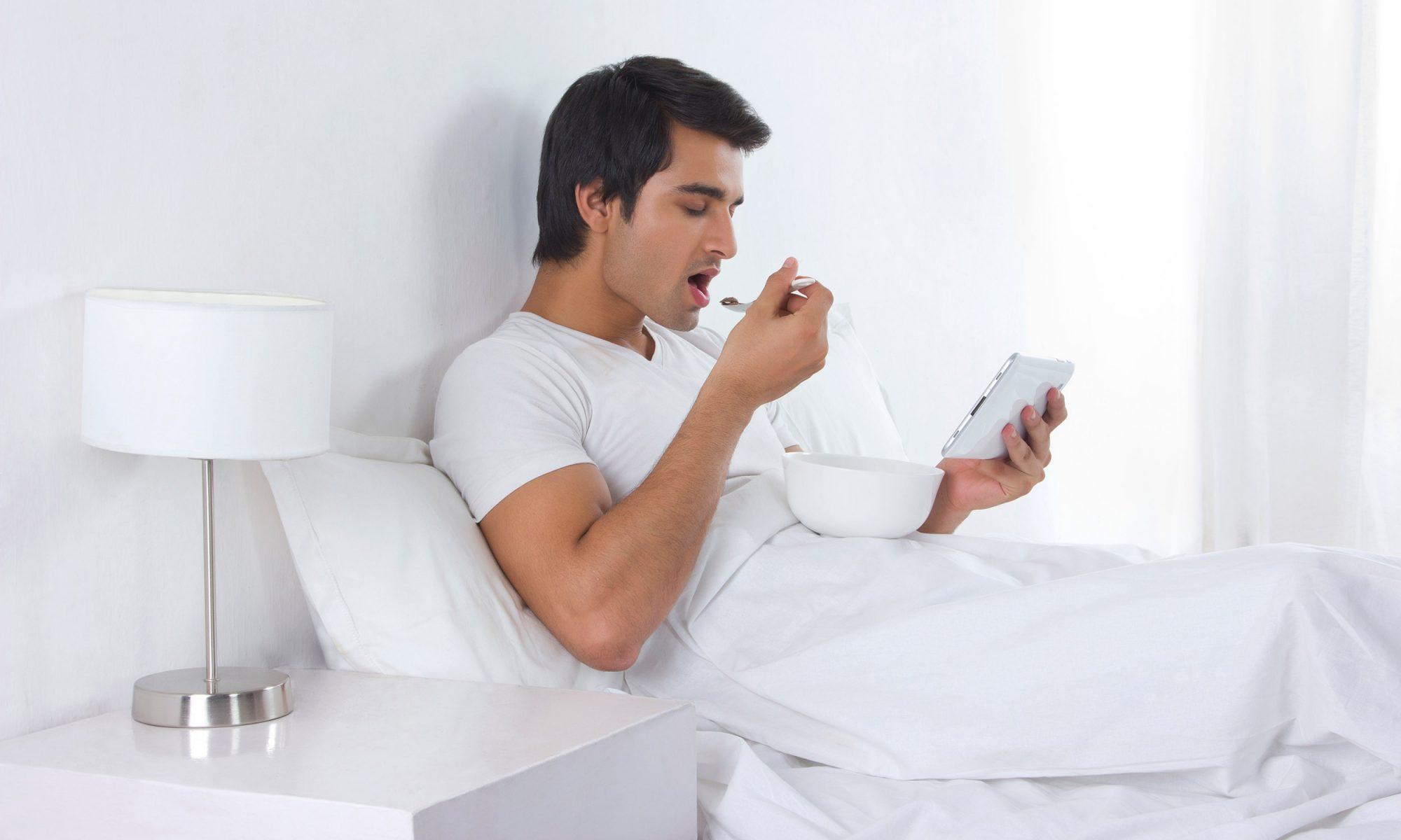 EC: Researchers Find Millennials Are Choosing Food Over Sex