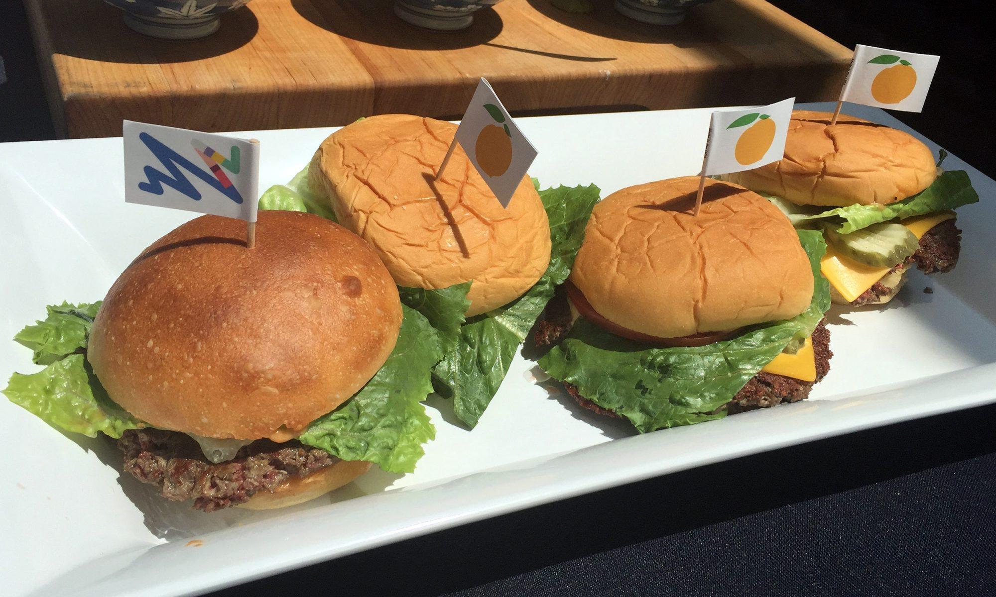 EC: The Vegan Burger at Momofuku Nishi Could Change Brunch Forever