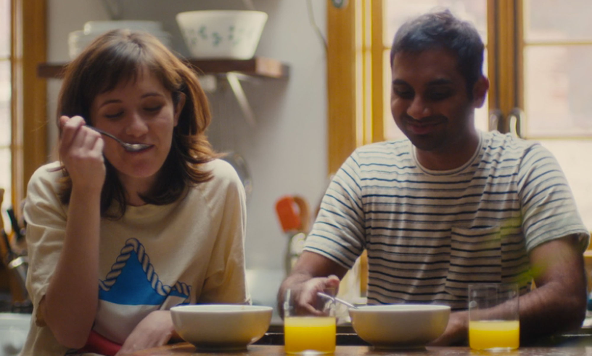 EC: The Breakfast Scene in 'Master of None' Gets Romance Right