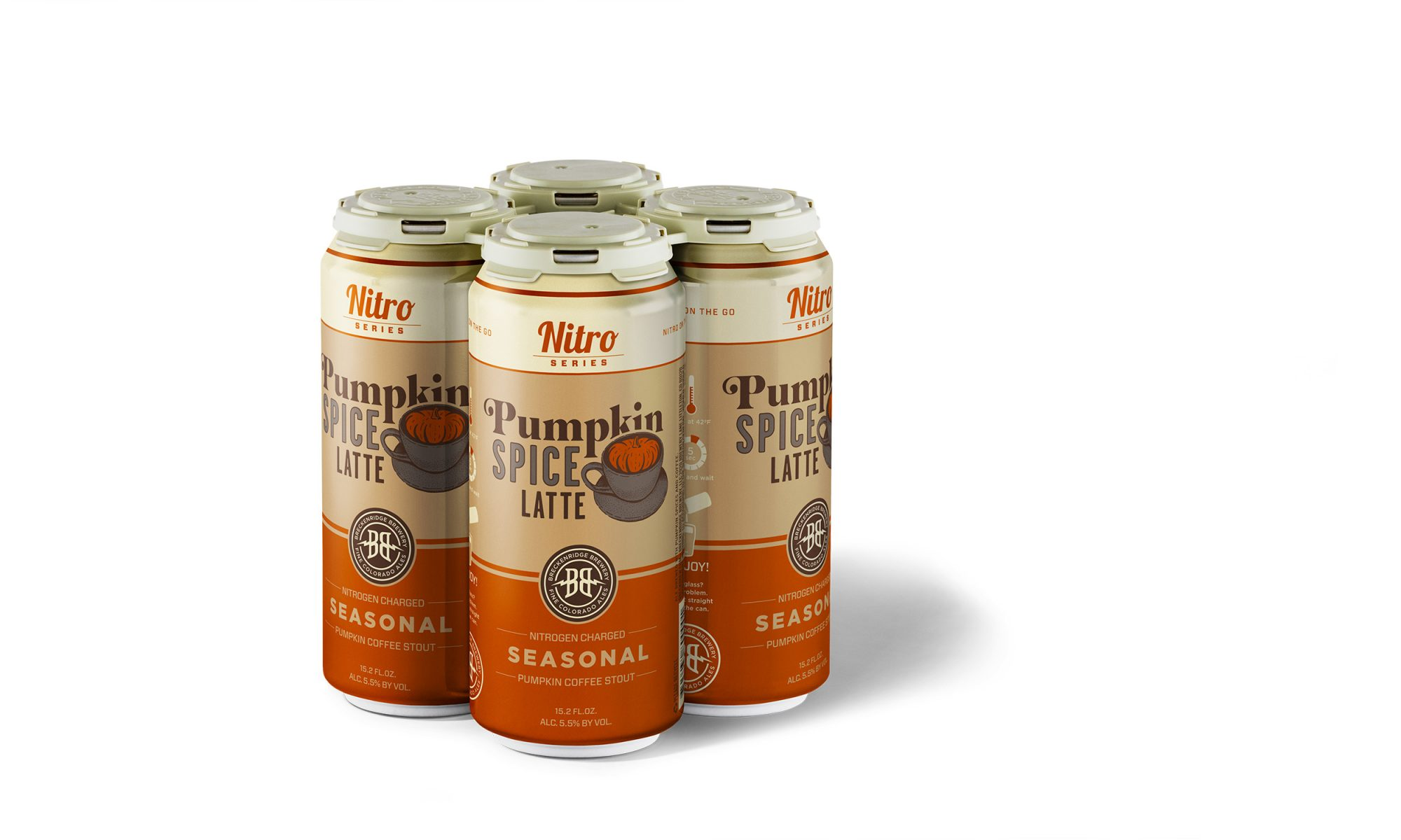 EC: Rejoice! Pumpkin Spice Latte Beer Is Here
