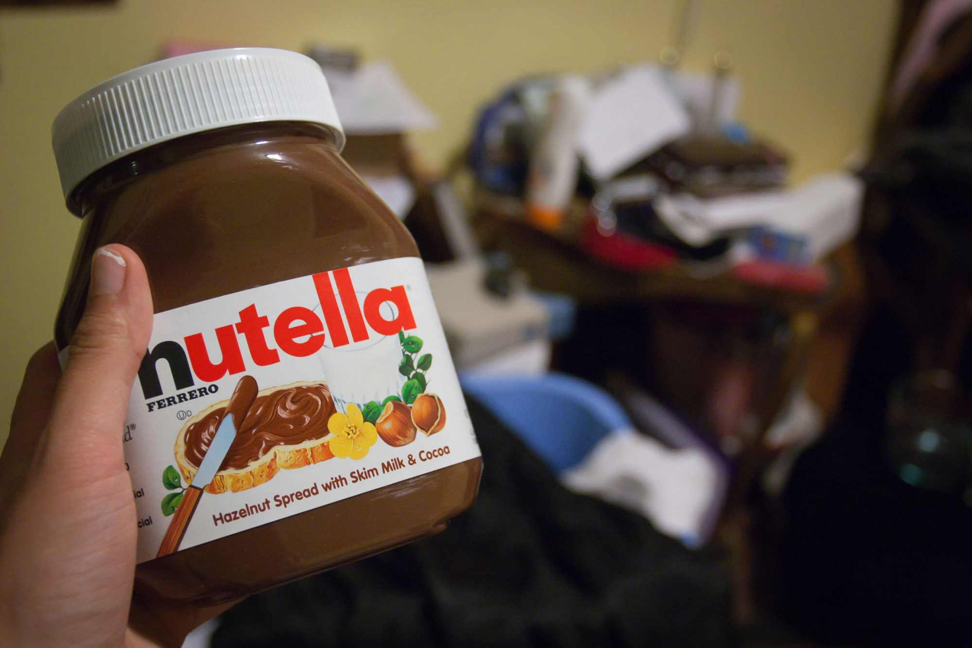 EC: Nutella Is Trying to Get Categorized as a Jam