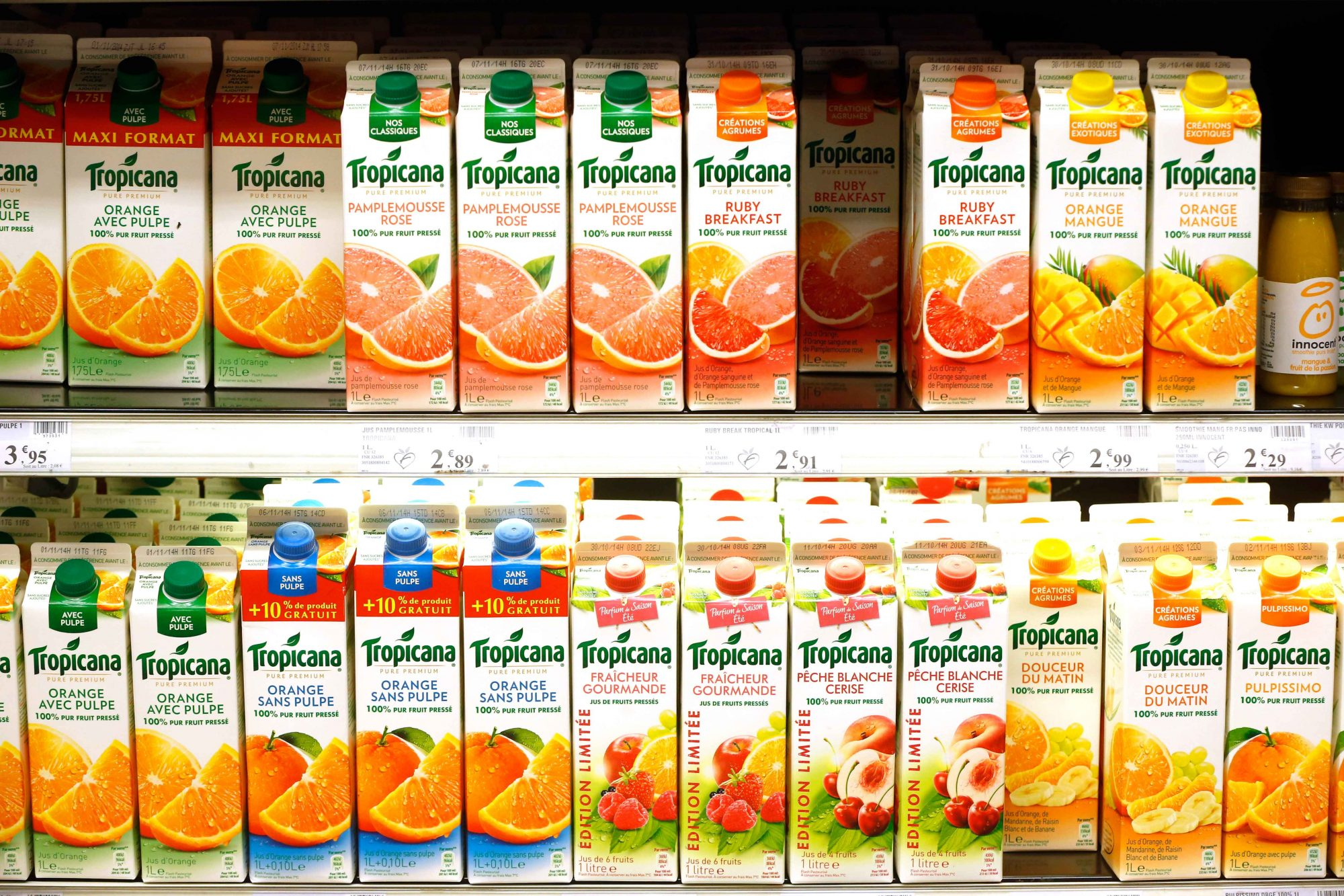 EC: Orange Juice Prices on the Rise as Other Groceries Get Cheaper