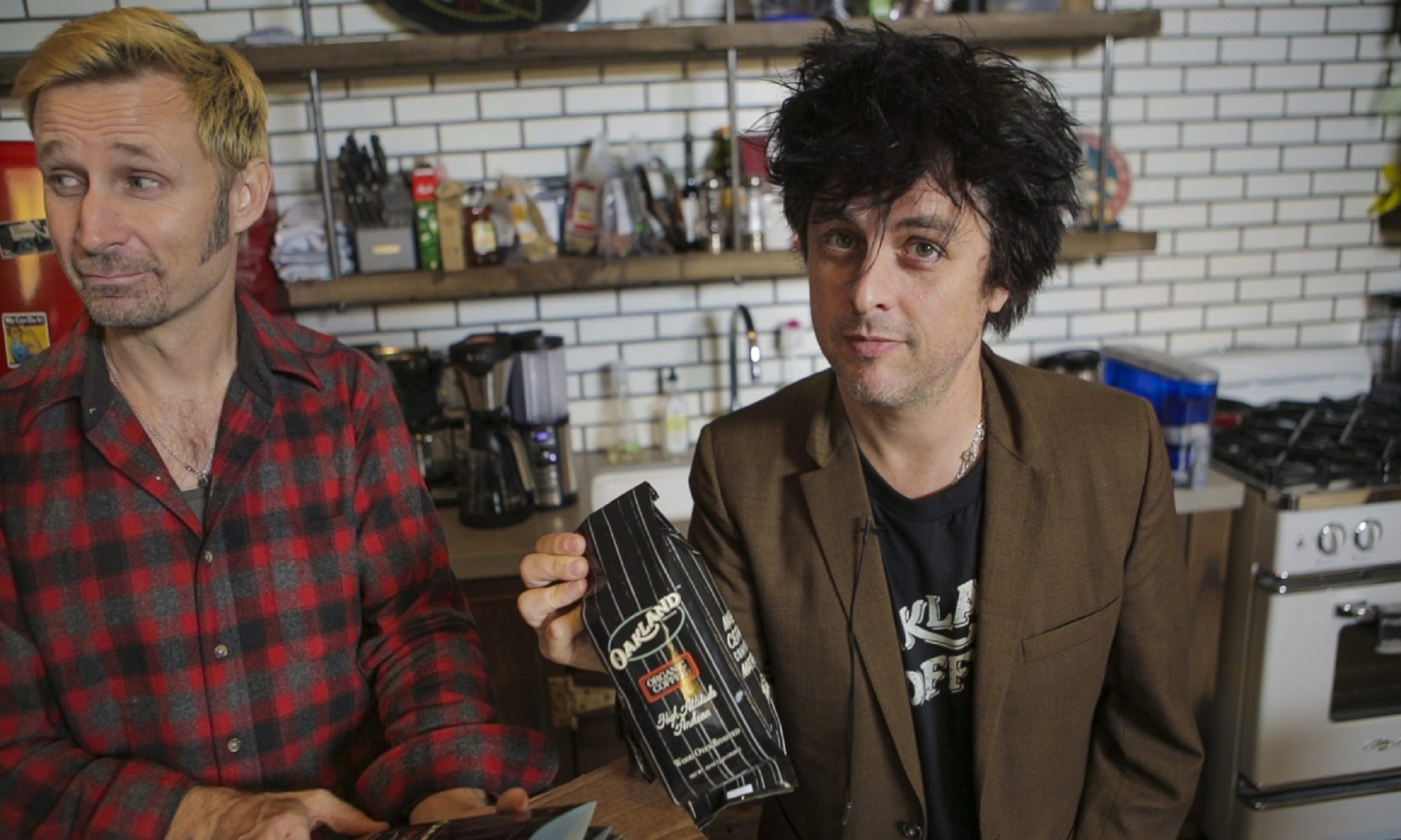 EC: Green Day Guys Launch Compostable Coffee Bags and Pods