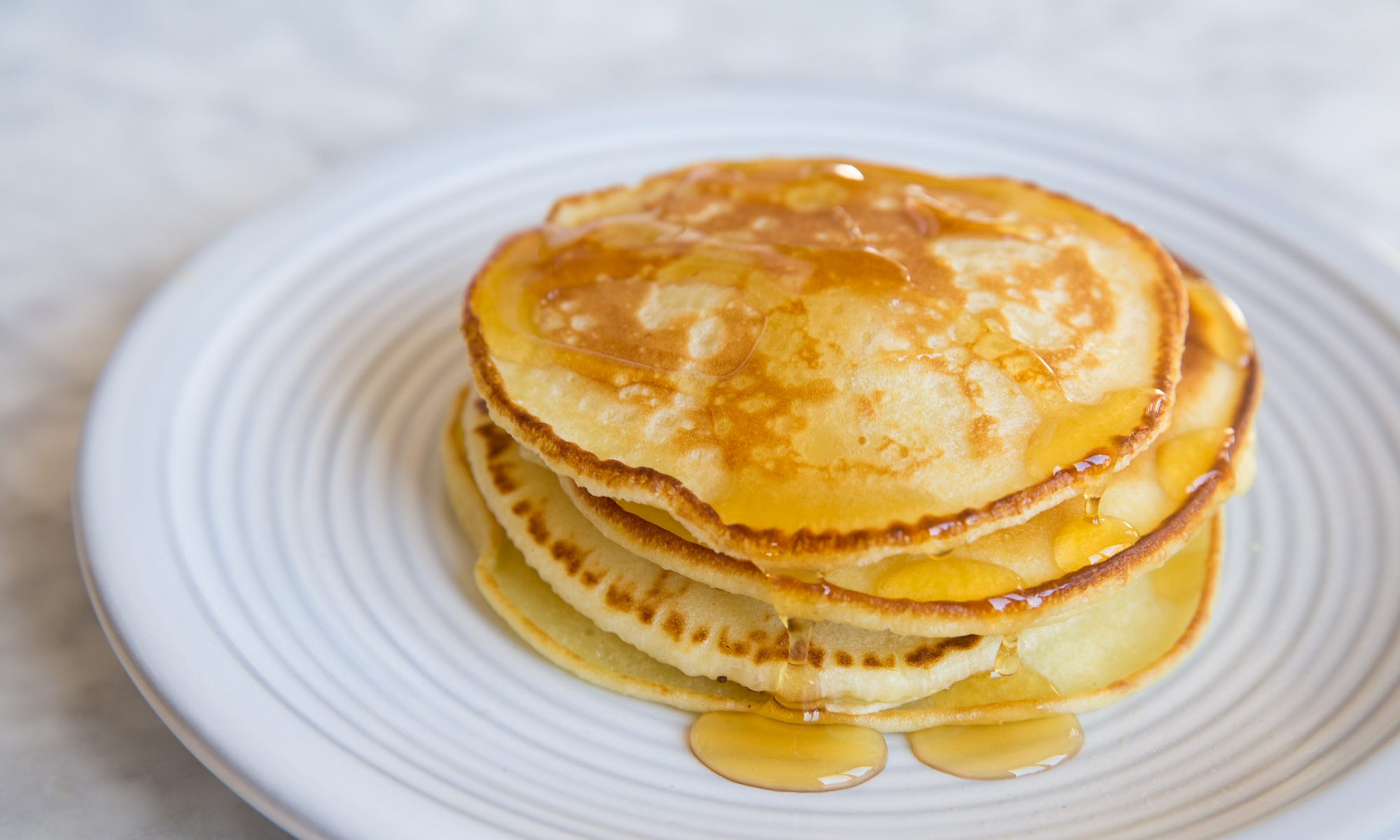 You'll Love Everything About Olive Oil Pancakes